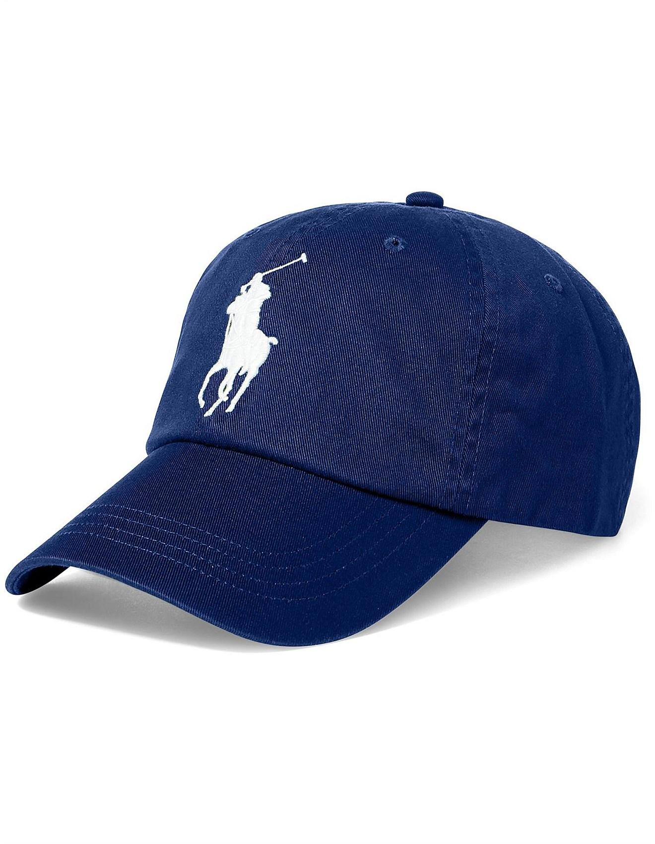 4d6dbab8b4 Big Pony Chino Baseball Cap