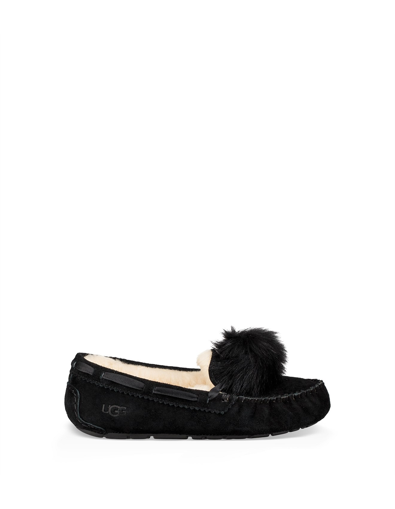 e3c0cd1833a Dakota Pom Pom Loafer
