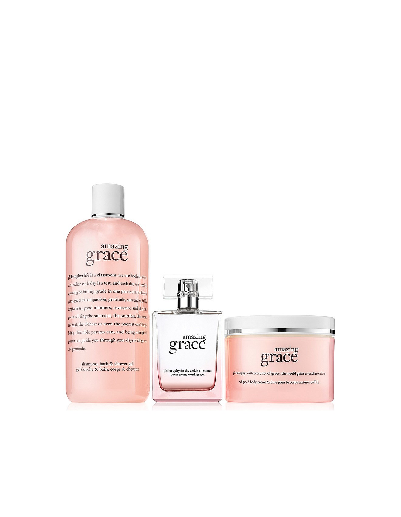 Makeup Perfume Beauty Skincare Shop Online David Jones Amazing Grace Edp Set