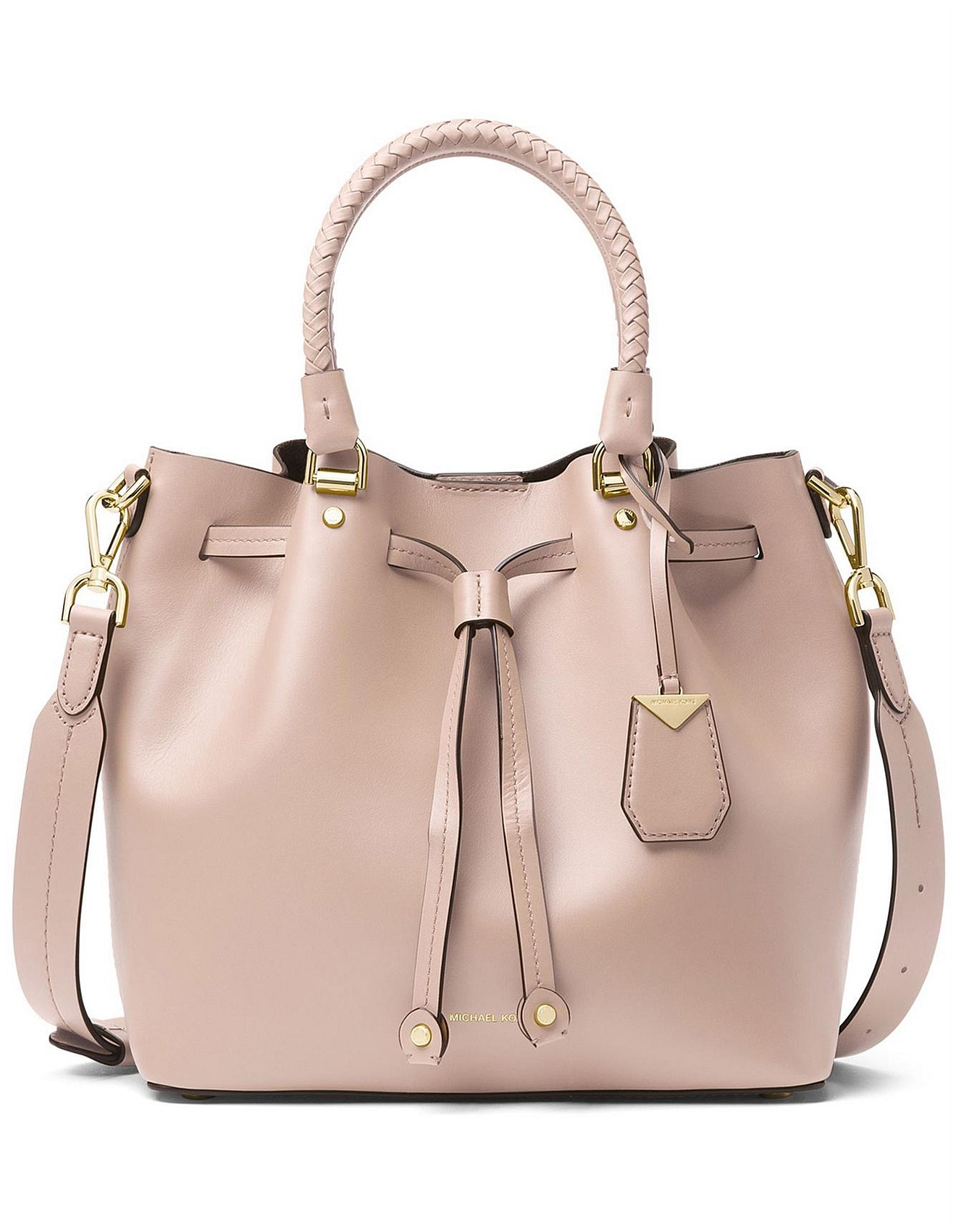 8075c1726c Blakely Leather Bucket Bag