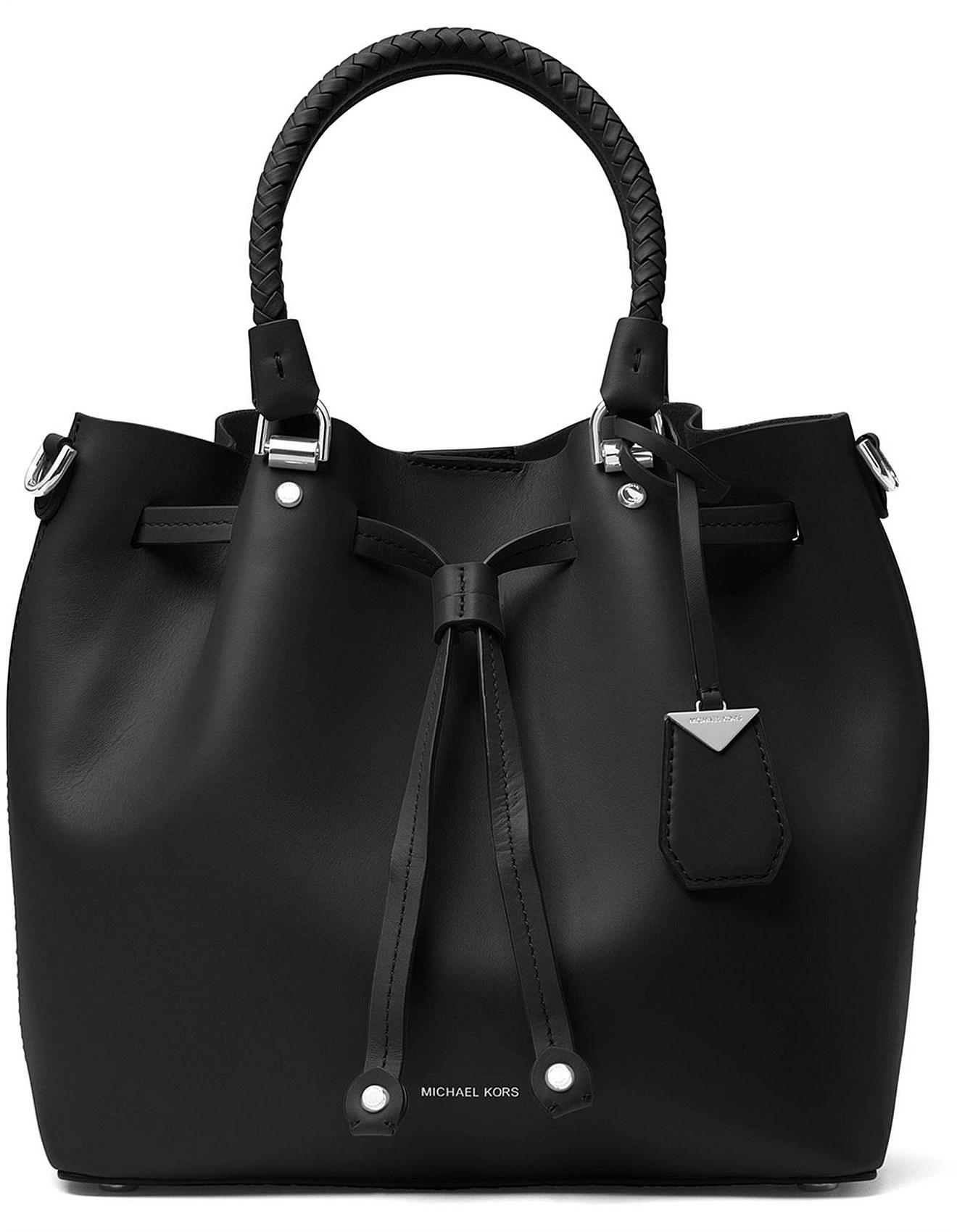 3723daf9261cd1 Blakely Leather Bucket Bag