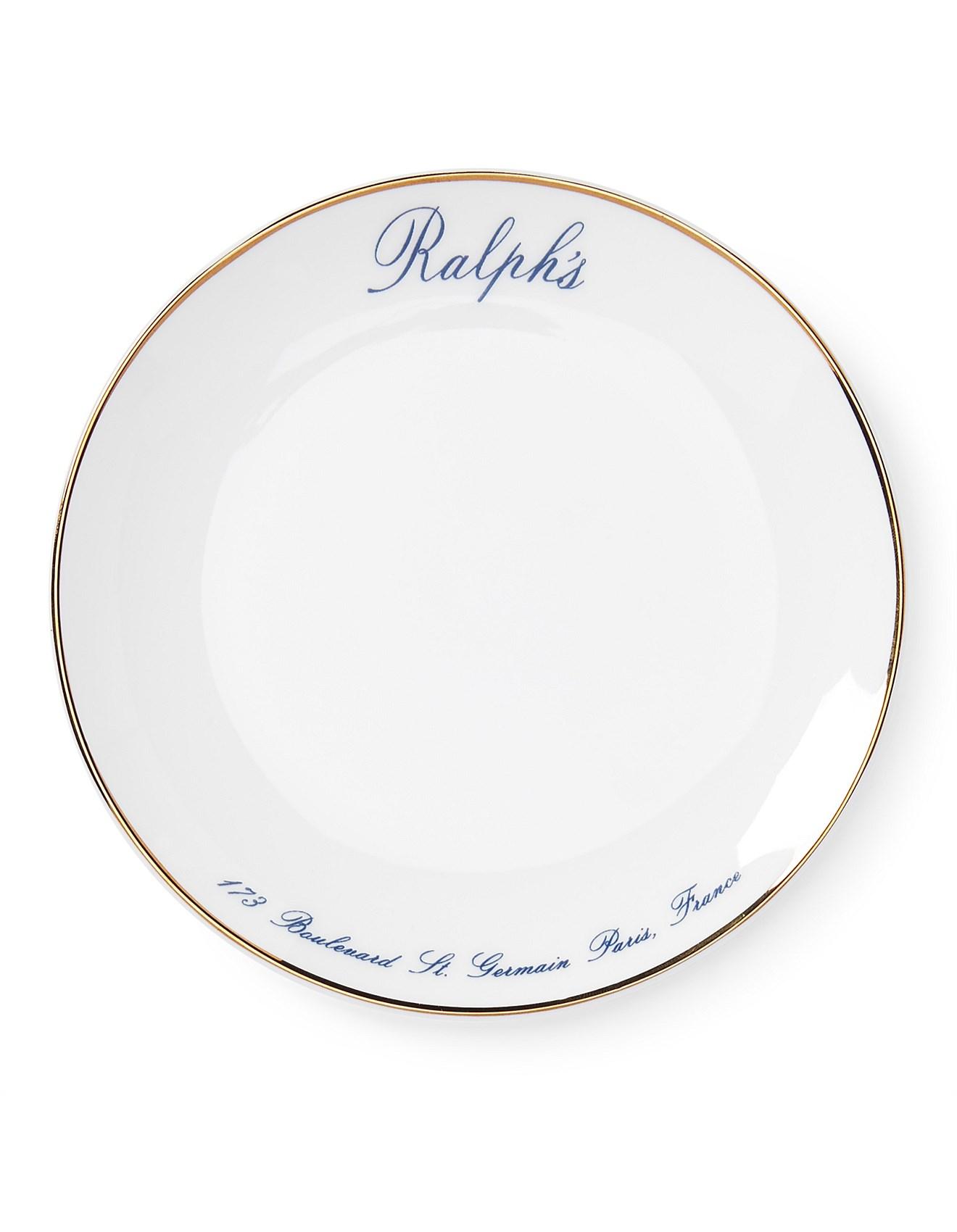Ralph\'s Paris Canape Plates Bx4