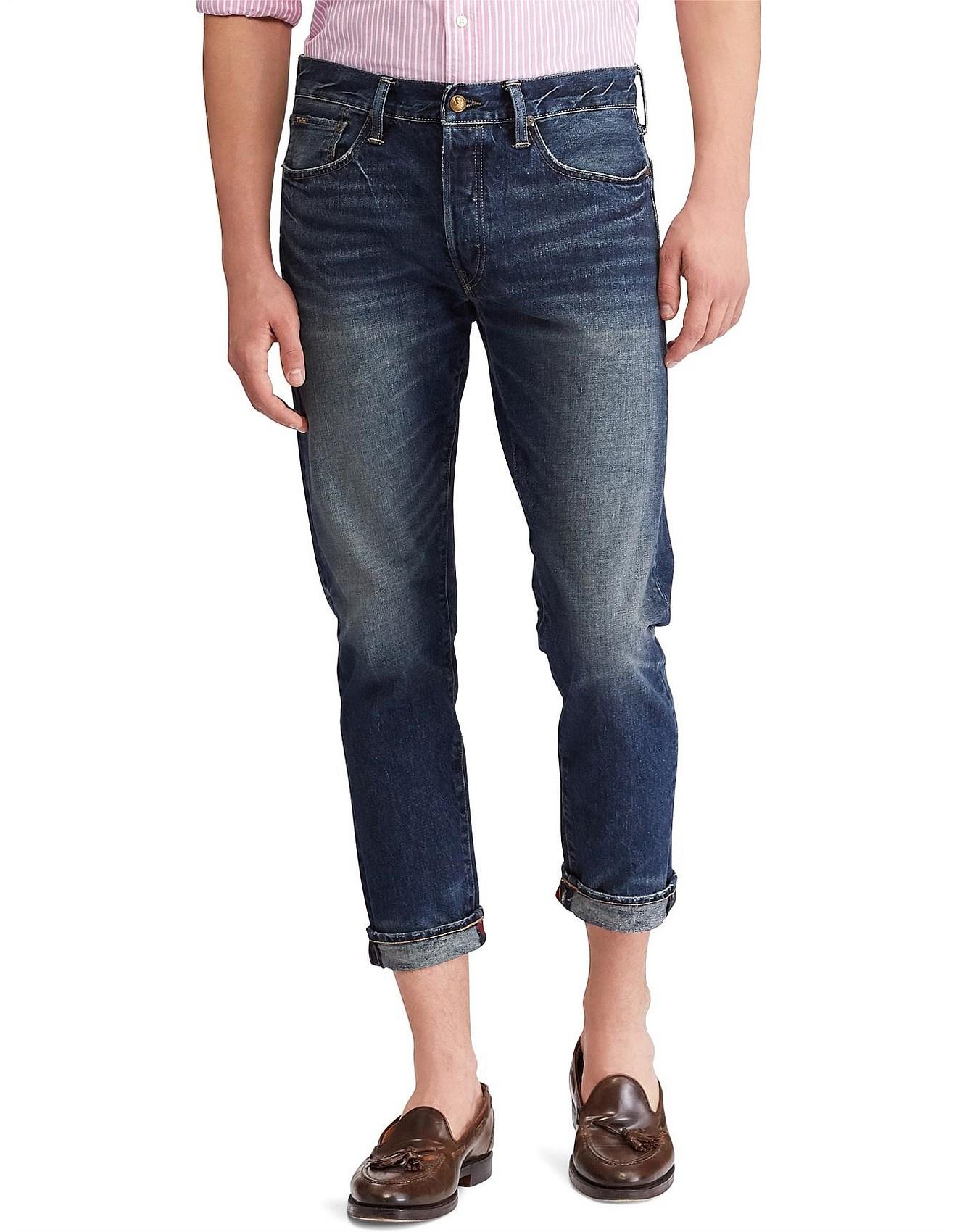 d27232b91 Mens Sullivan Slim Cropped Jean
