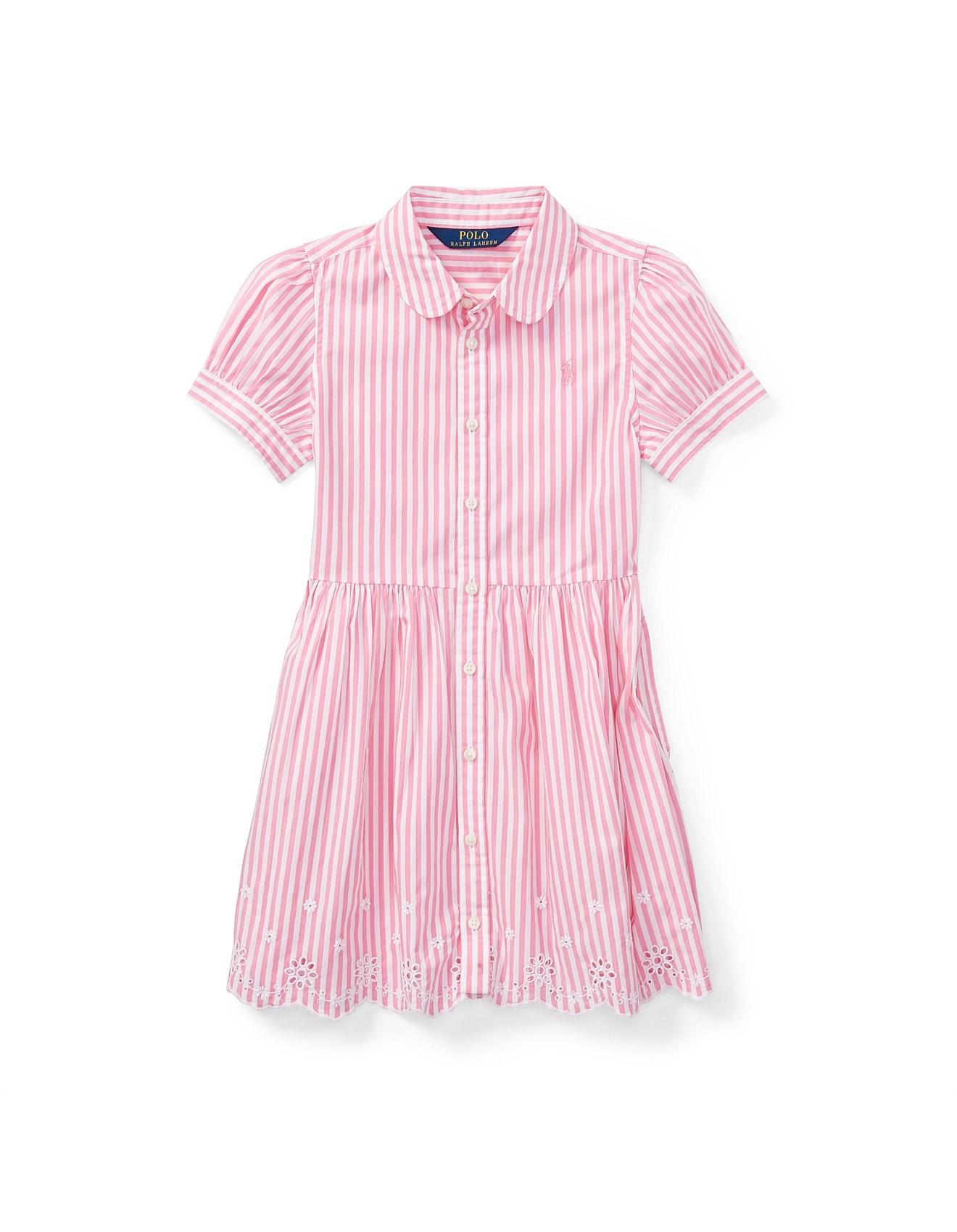 Striped 7 Shirtdress 2 Years Cotton BeWdCrQxo