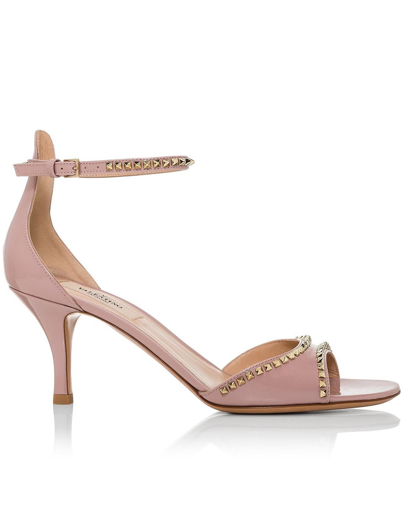 7c5b6c813b Valentino | Buy Valentino Shoes Online | David Jones - ROCKSTUD NO LIMIT  SANDAL
