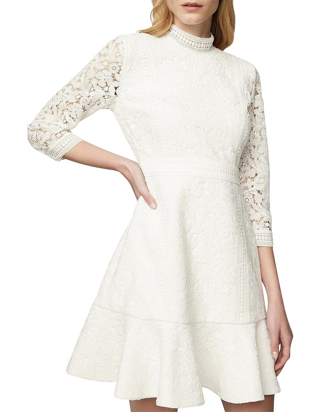 7ae075790 Witchery   Witchery Dresses, Shoes & Clothing   David Jones - Lace Femme  Dress