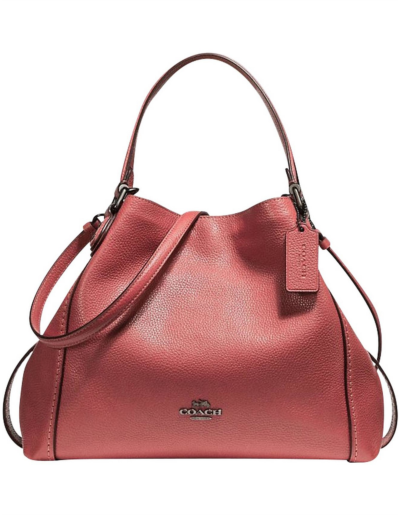 Women S Shoulder Bags Handbags Australia David Jones Polished Pebble Lthr E 28 Bag