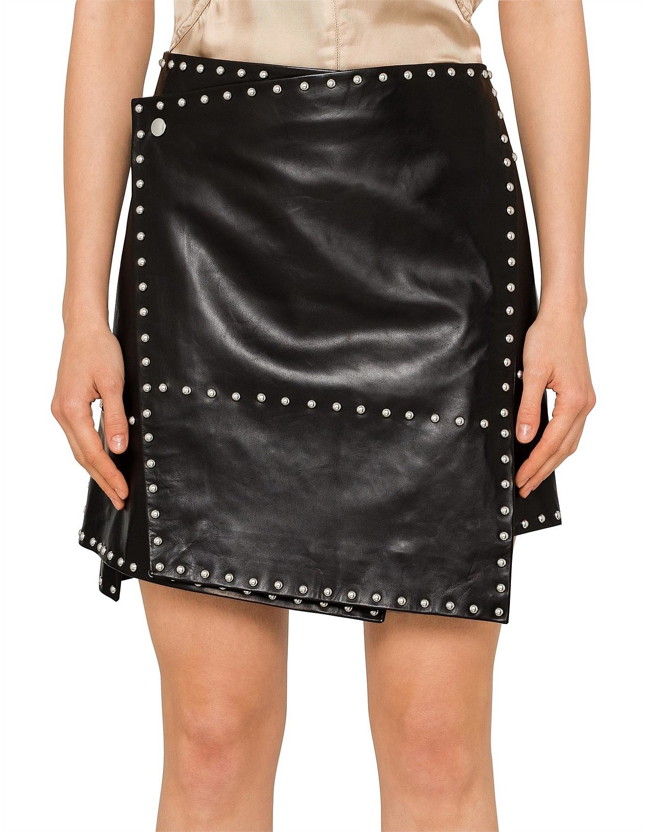 1471f3c2a Leather Skirts Sale | Skirts For Women Online | David Jones - NAPPA ...