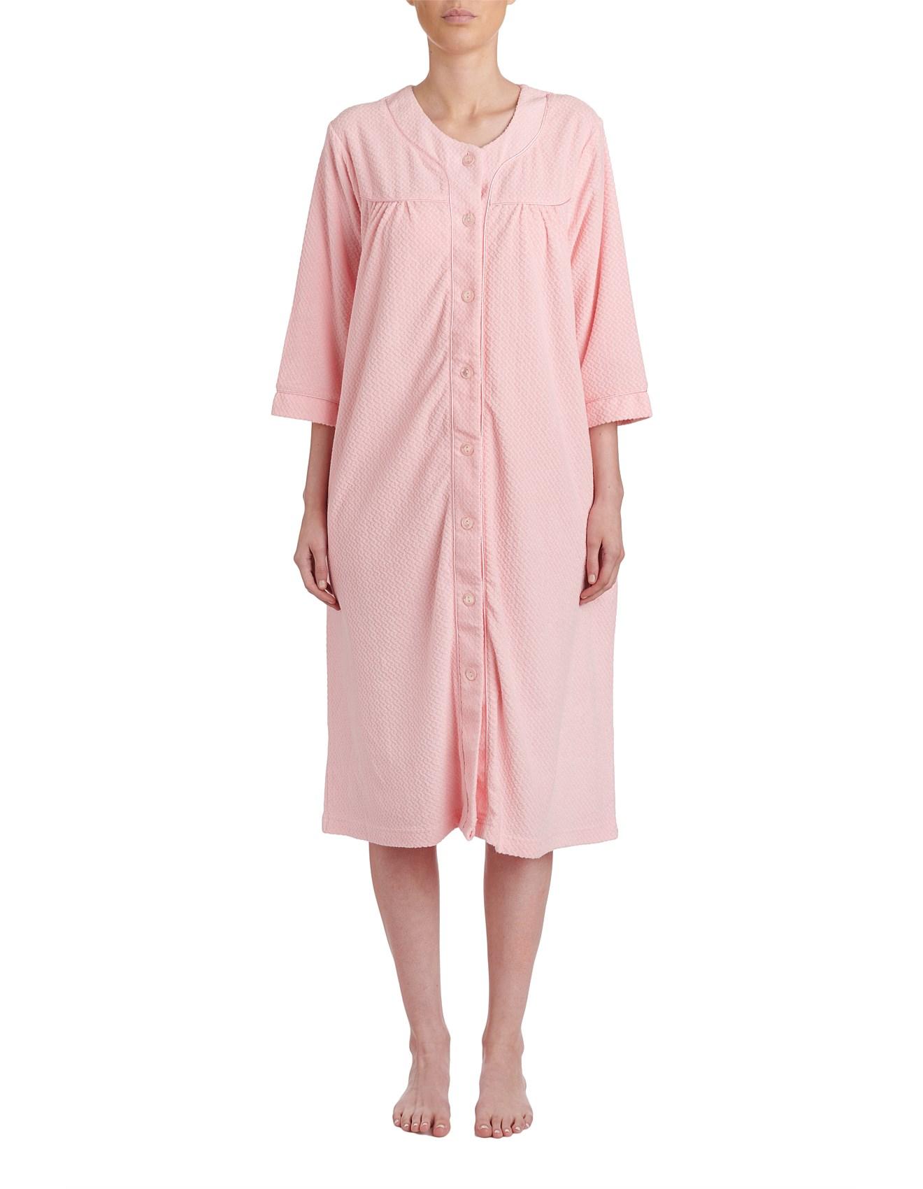 Women - 3/4 Sleeve Gown