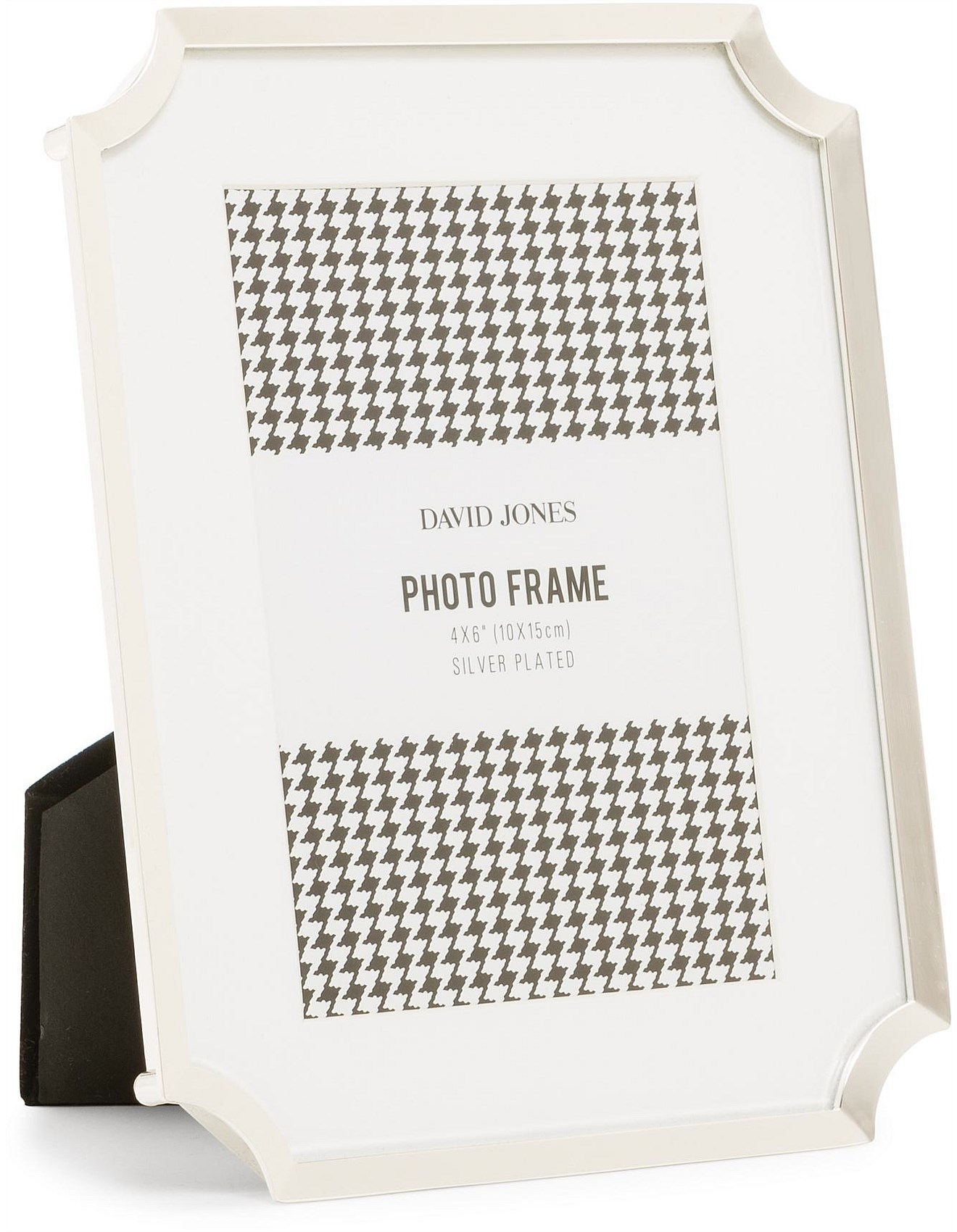 Gift Ideas   Gift Ideas For All Occasions   David Jones - Claremont 4X6 Photo Frame
