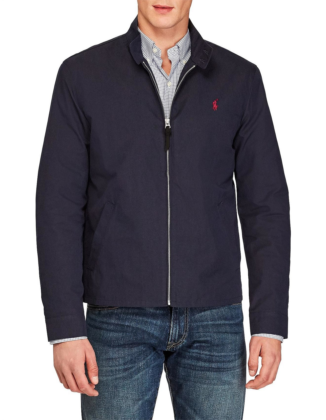 85c24d0c760c Mens Cotton Twill Jacket