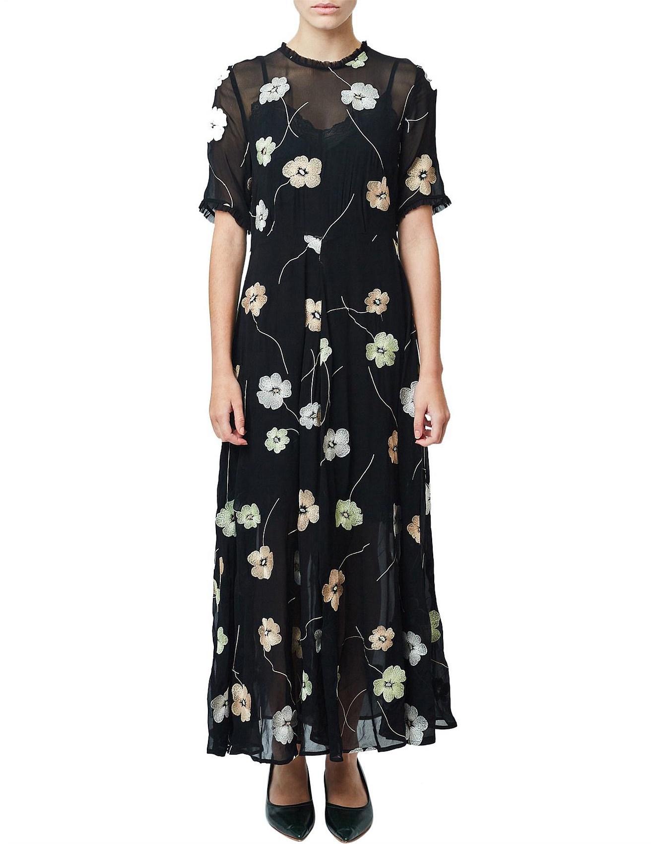ef9d9b08ff Sibila Short Sleeve Midi Dress