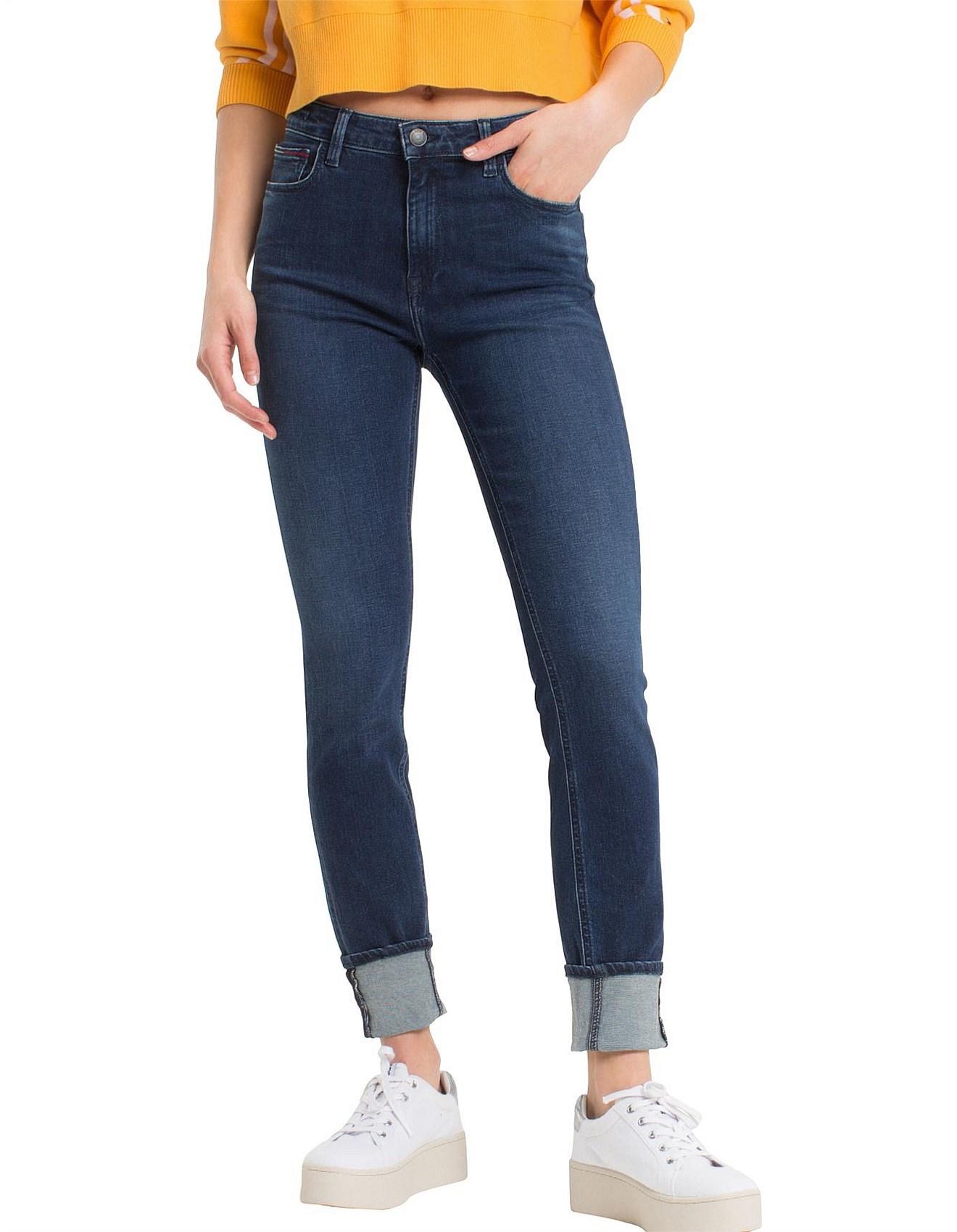43f18a01 Women's Jeans Sale | Jeans Sale & Denim Sale | David Jones - High Rise  Skinny Santana Jean