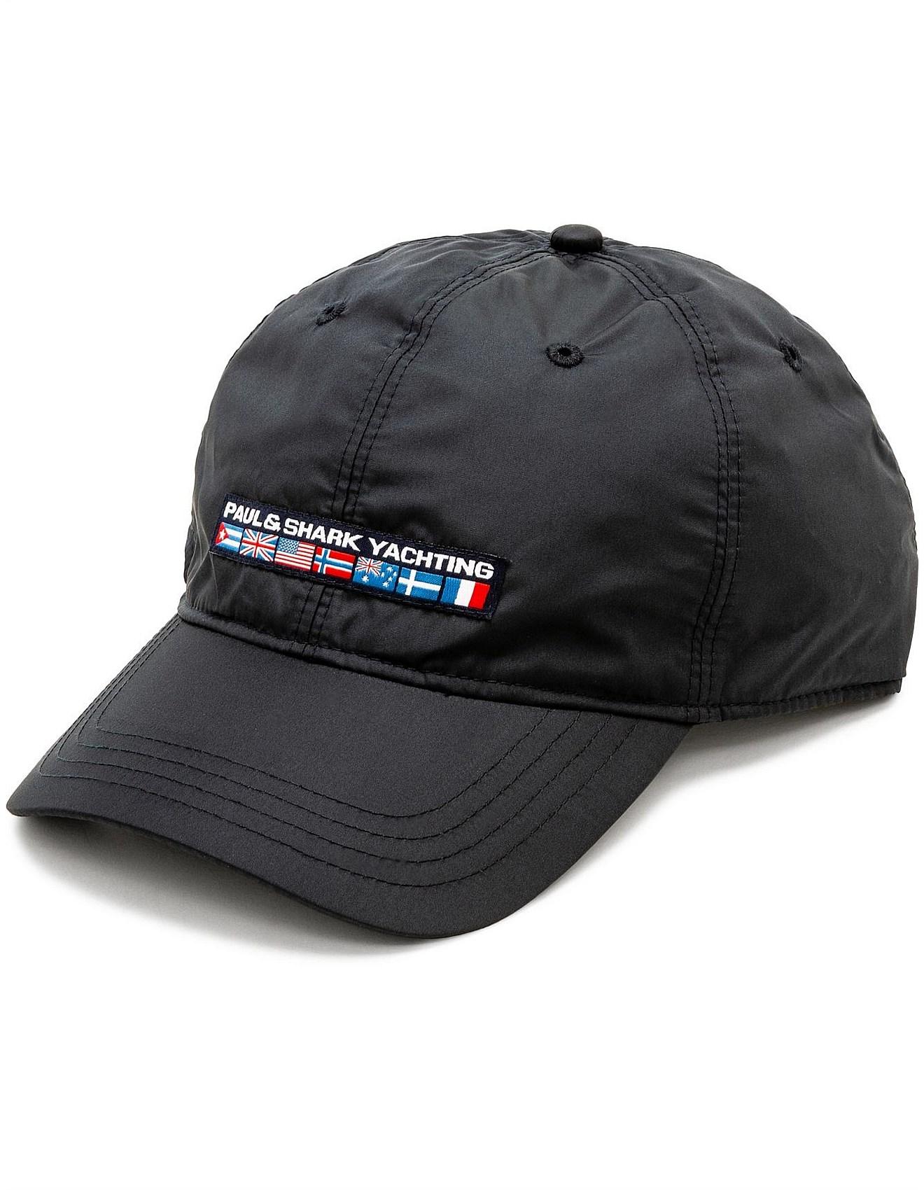 LOGO BASEBALL CAP. 1. Zoom. Paul   Shark 5e7fa935a82