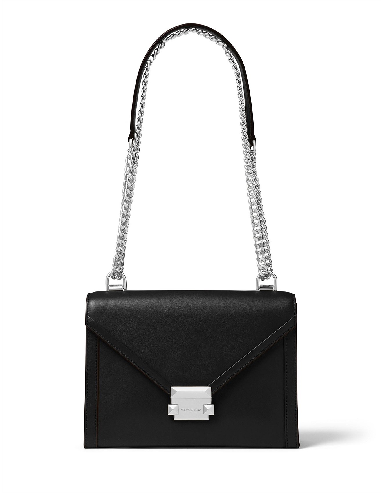 528f97bd1a93 Women - Whitney Large Leather Convertible Shoulder Bag