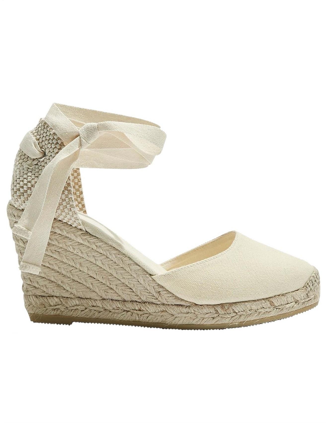 Shoes - Porto Wedge Espadrille