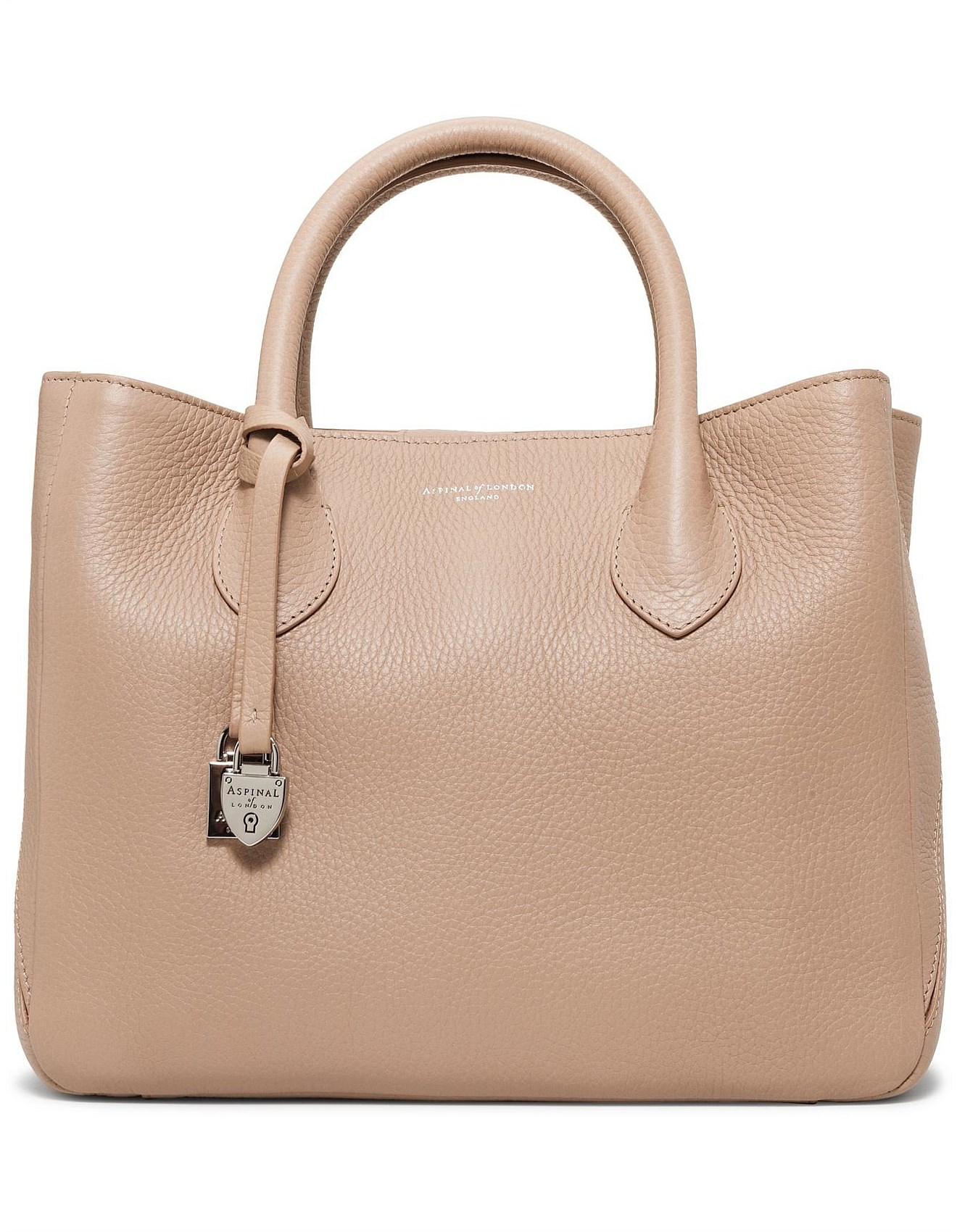 a99273f8f1365 Small London Leather Tote