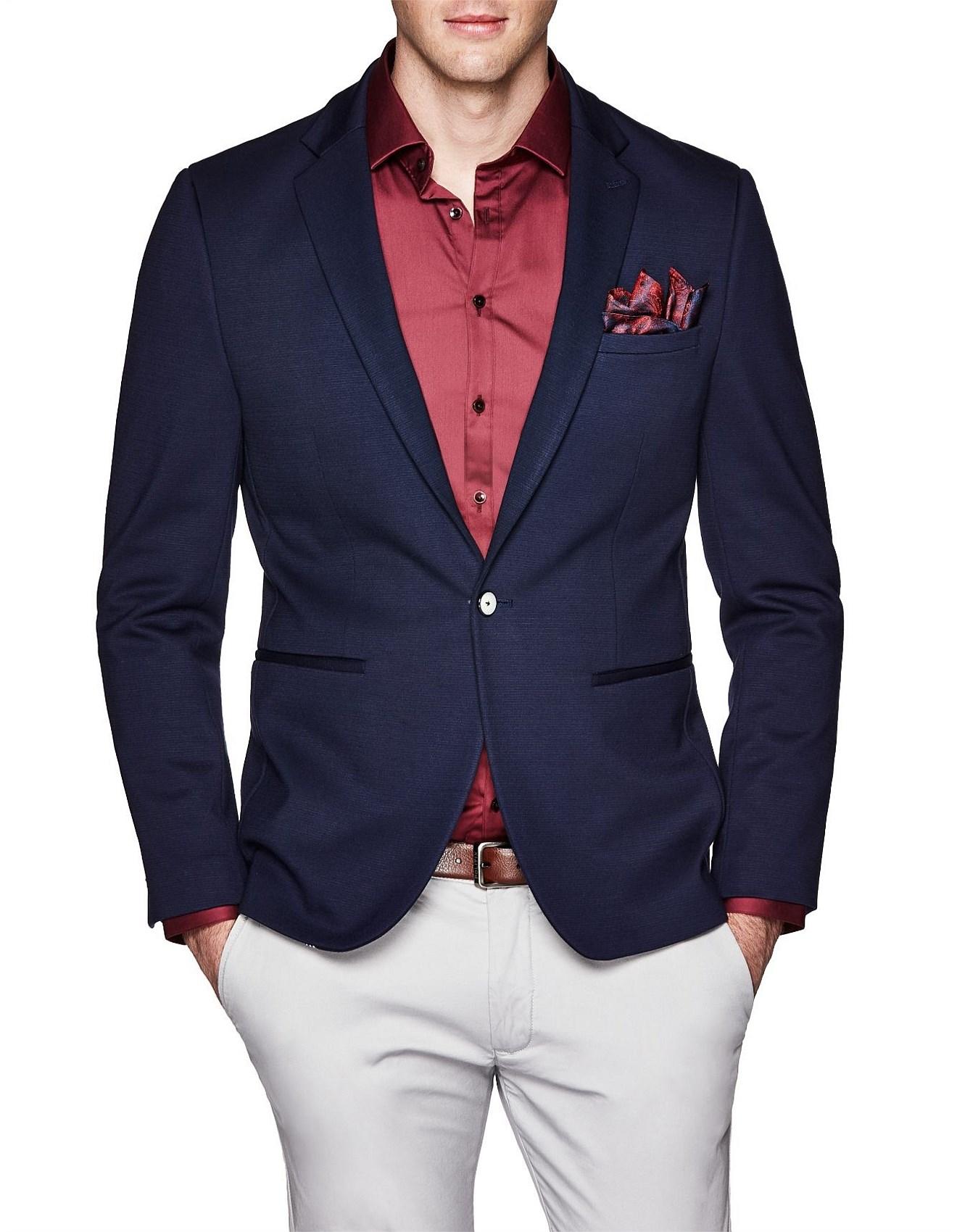 6658f3ad Men's Jackets & Coats | Leather Jackets Online | David Jones ...