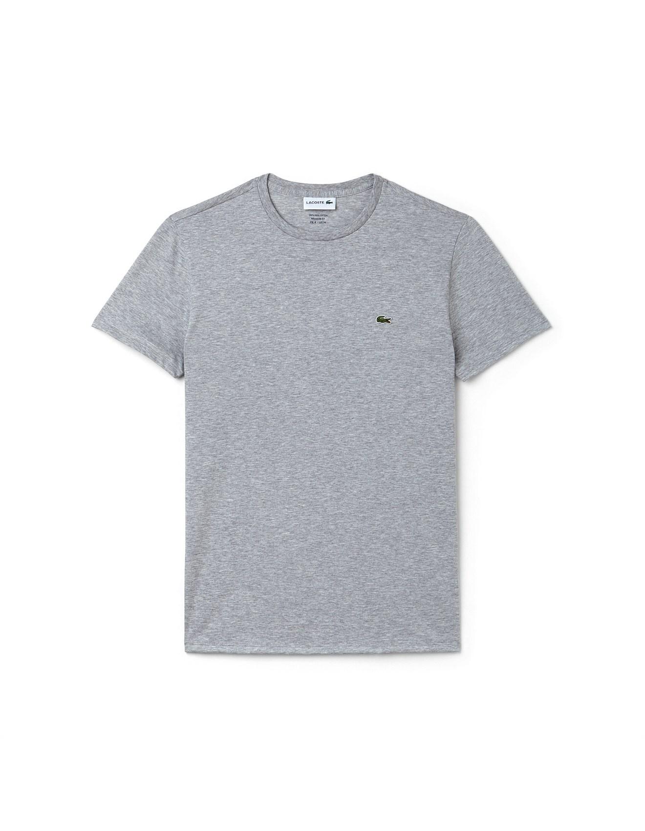 a451d7e3 Men - Basic Crew Neck Pima Tshirt