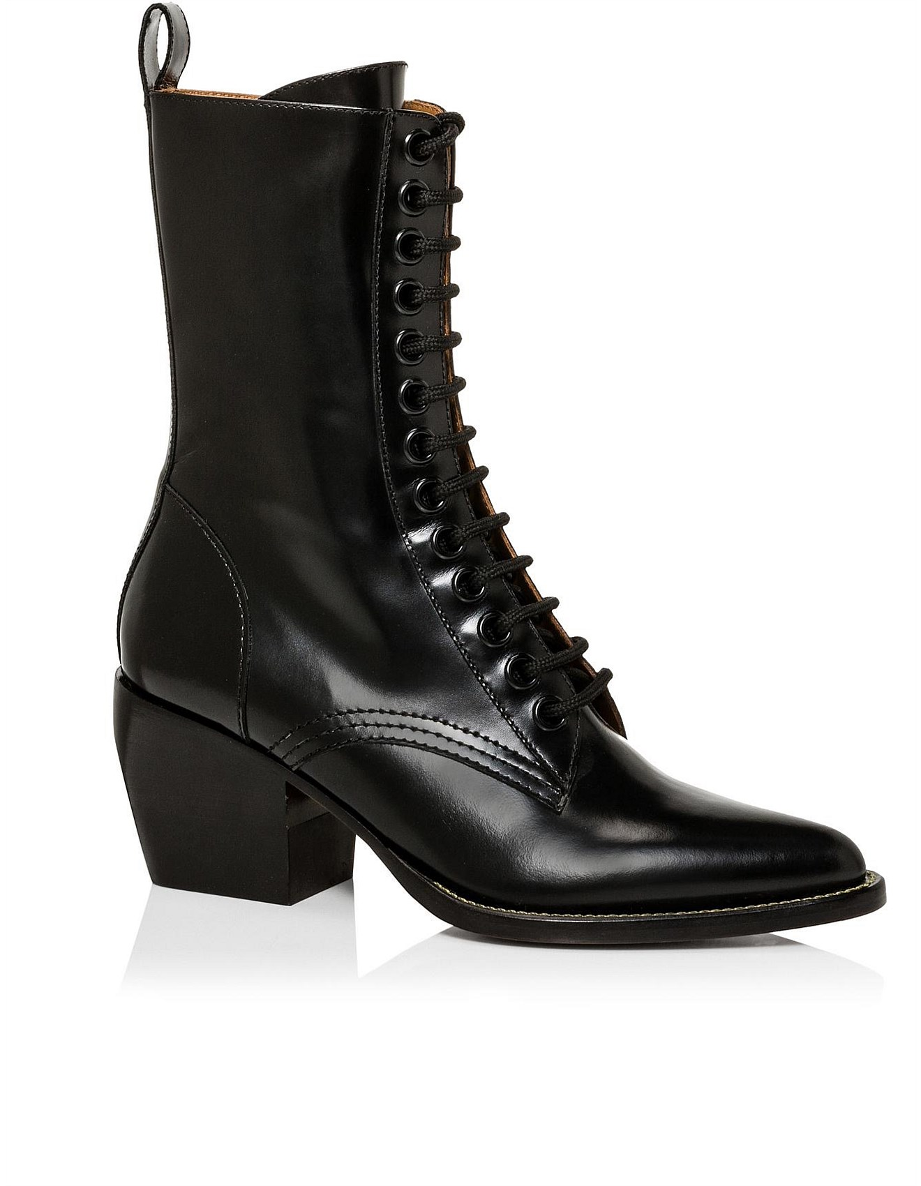 0e24e31908 RYLEE LACE UP ANKLE BOOT