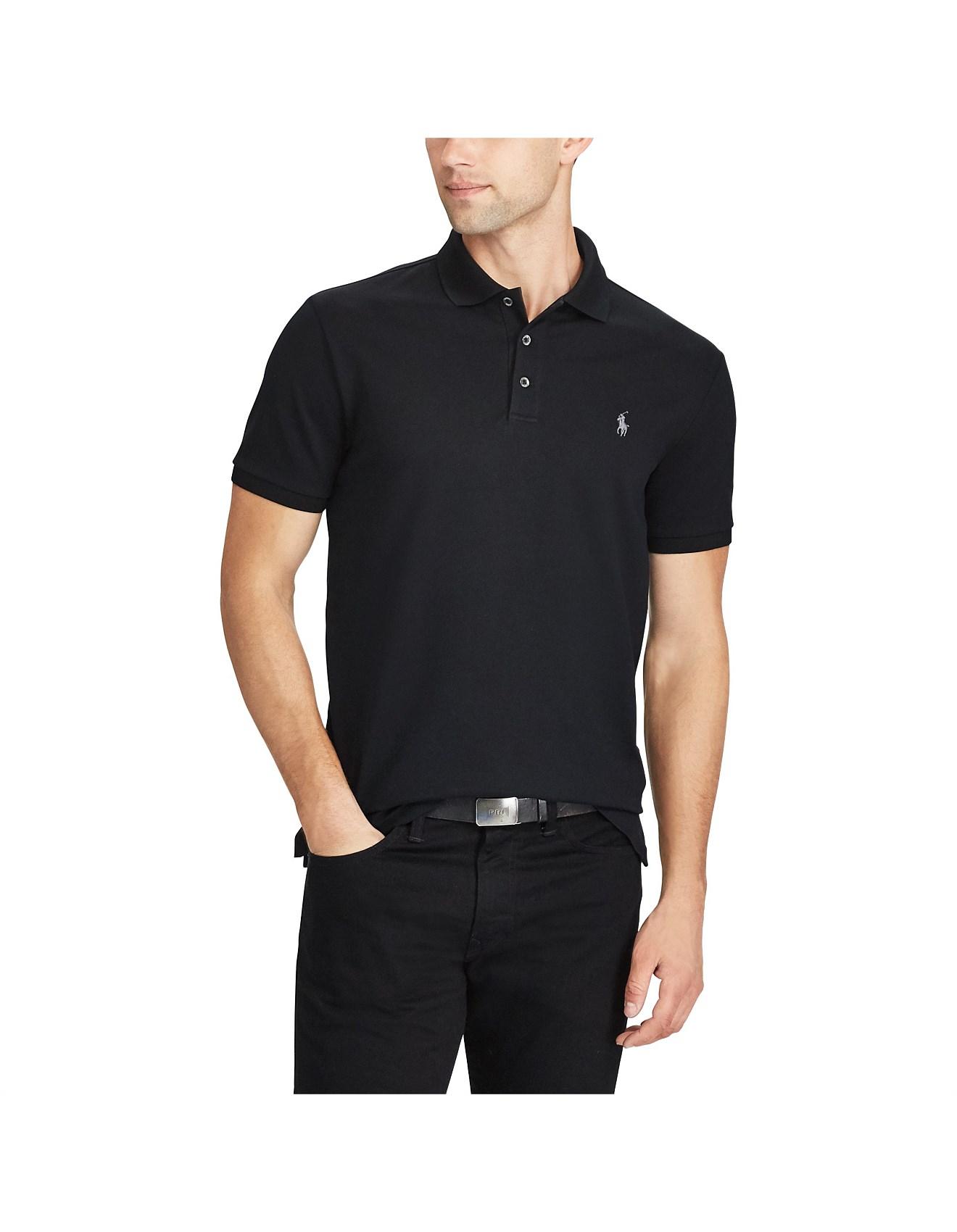 5ec1ed866c2 Men - Mens Custom Slim Fit Stretch Polo