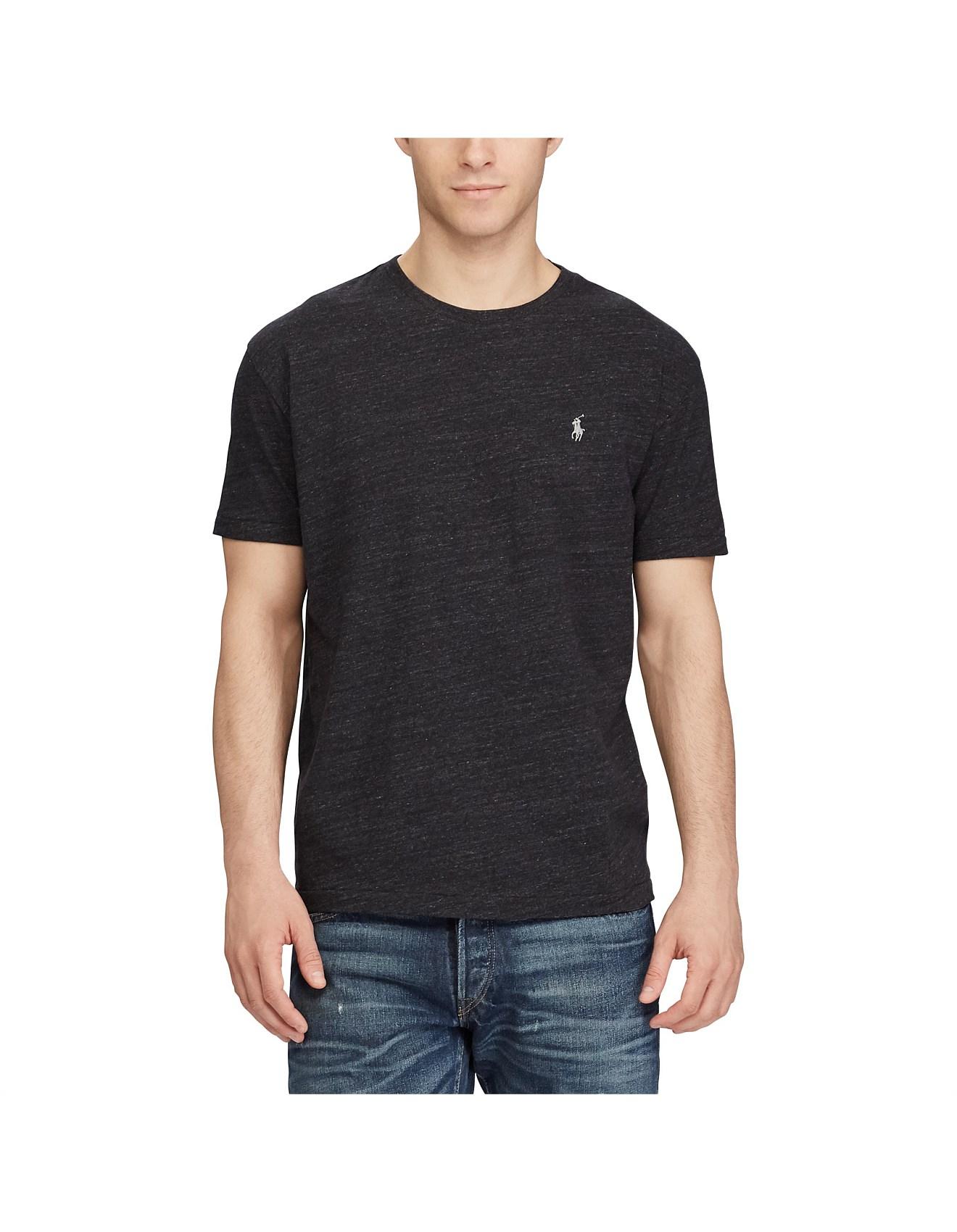 86553eac0e9916 Mens Custom Slim Fit Cotton T-Shirt. 1; 2; 3. Zoom. Polo Ralph Lauren