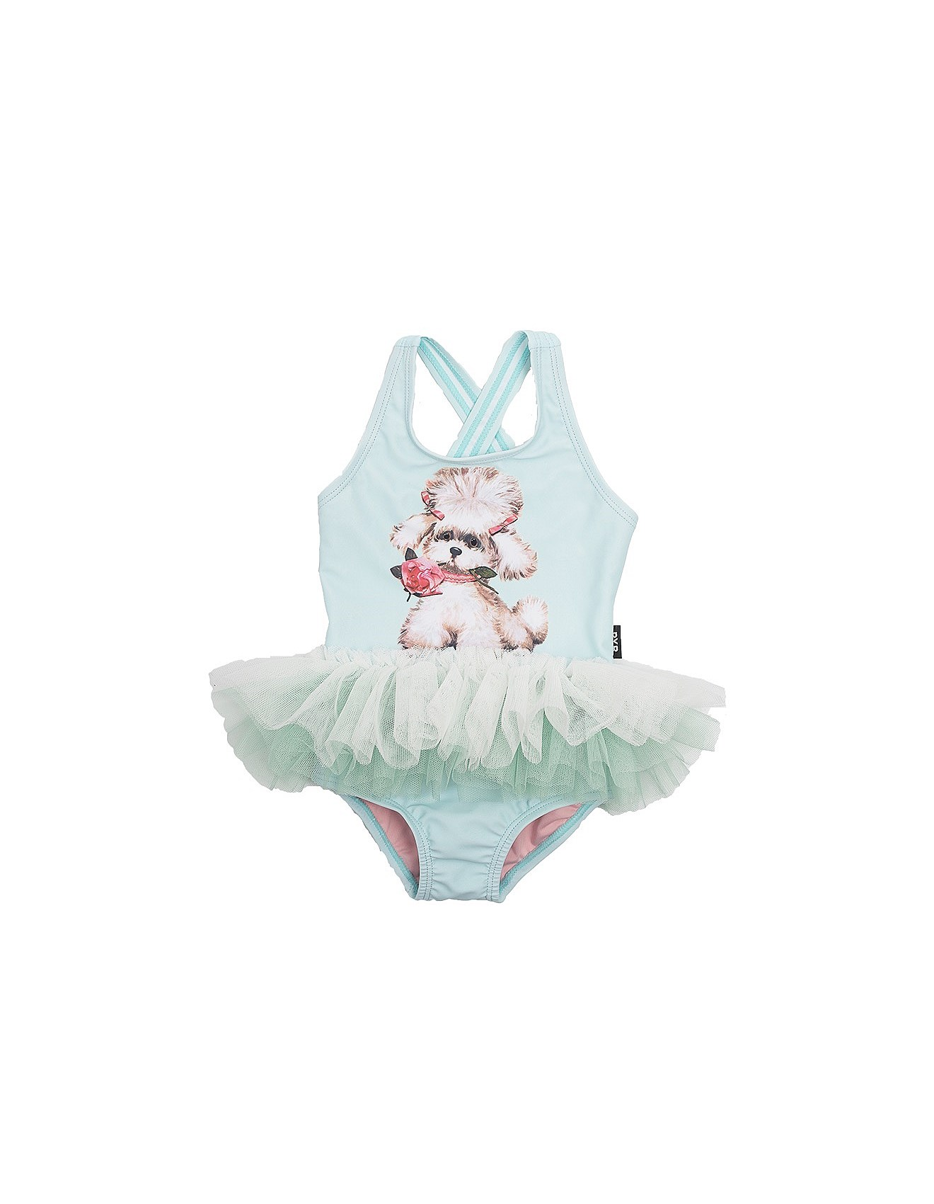 00cdccb4771f8 Snowflake Tulle One Piece Swimsuit (3Months-2Years). 1. Zoom. Rock Your Baby