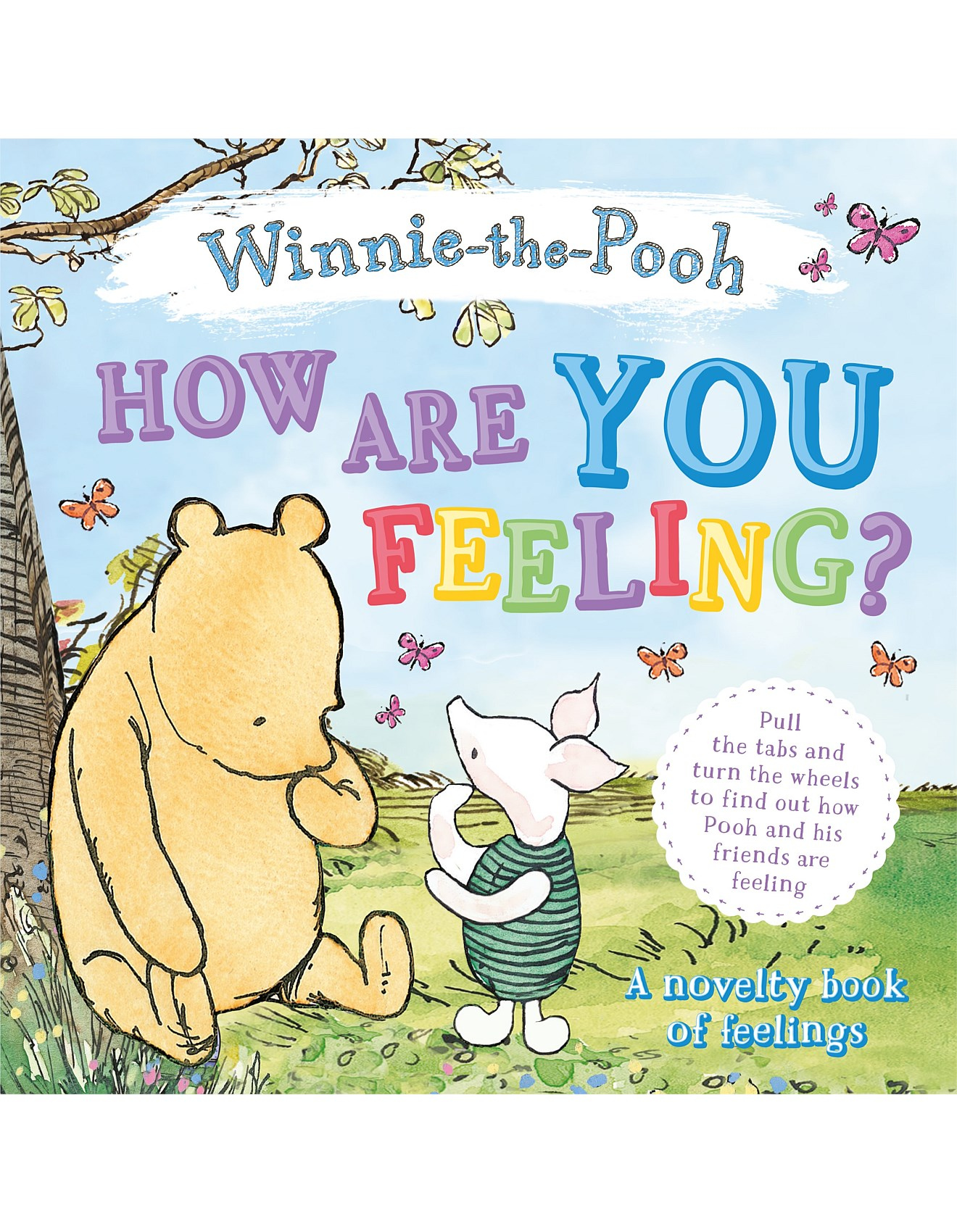 1513fc80a053 Winnie-the-Pooh - How Are You Feeling