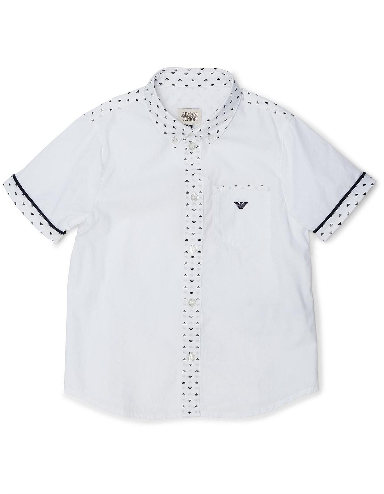 b9a034a83 Boy's Tops & T-Shirts | Buy Kids Tops Online | David Jones - CAMICIA ...
