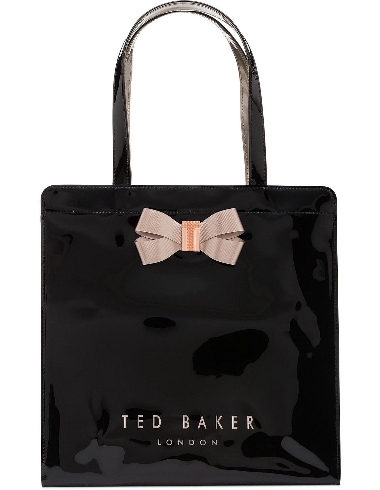 women 39 s tote bags buy women 39 s handbags online david jones core large bow icon. Black Bedroom Furniture Sets. Home Design Ideas
