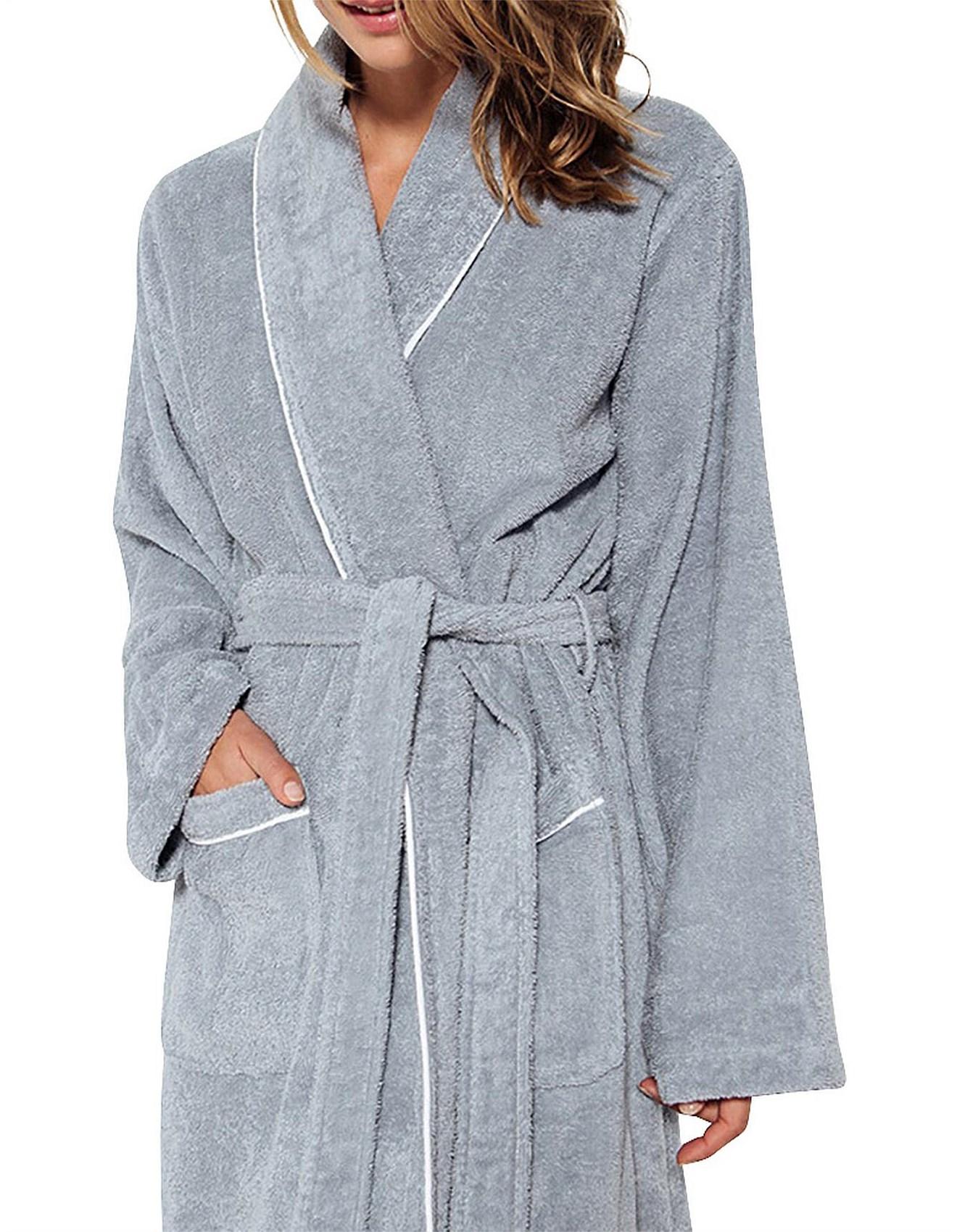 bbaa9ae7fc Elissa Lux Egyptian Spa Robe. 1  2  3. Zoom. Sheridan