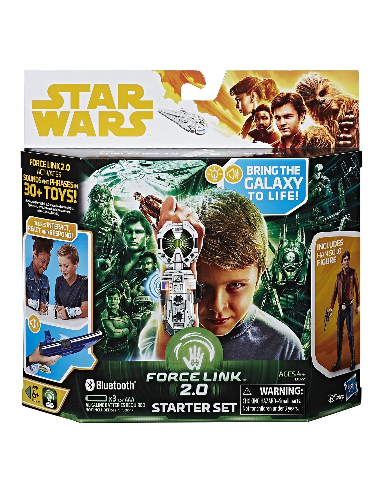 SW SWU S2 FORCE LINK 2 STARTER PACK