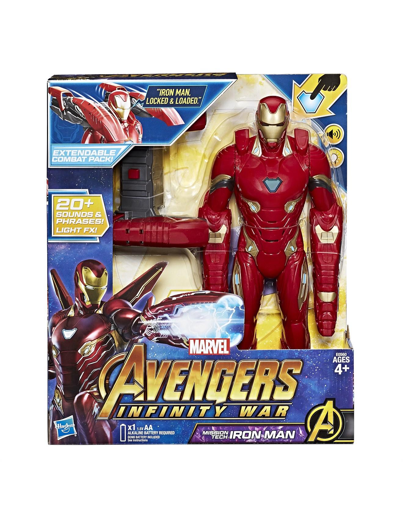 Avengers Mission Tech Iron Man eadc8eec3ca42