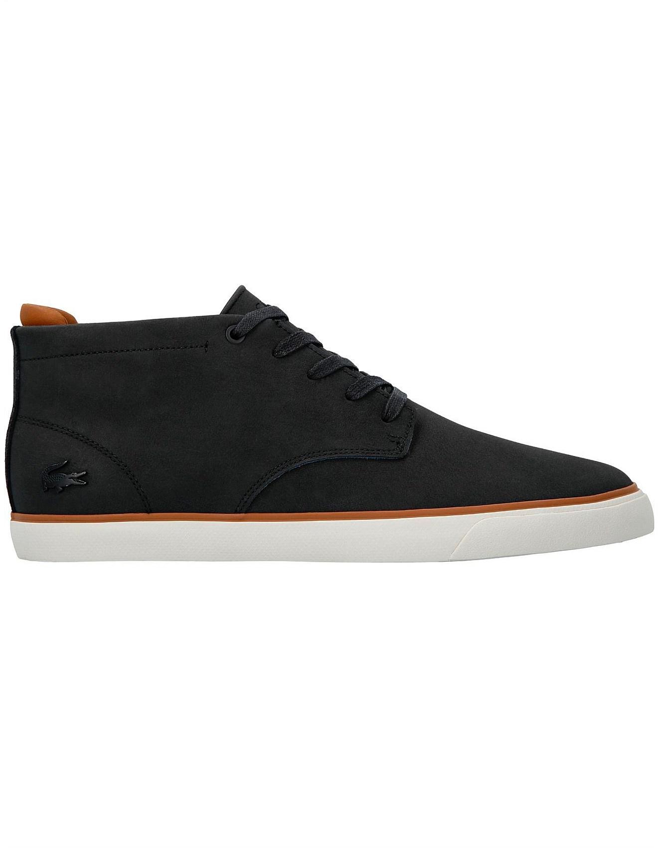052a7db8c Shoes - ESPARRE CHUKKA 318 1 CAM BLK BRW