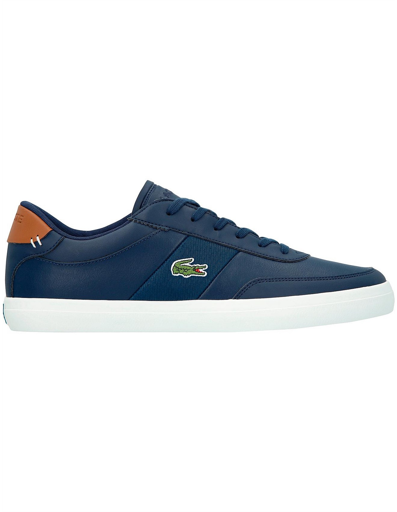 368c98a59 COURT-MASTER 318 2 CAM NVY BRW. 1. Zoom. Lacoste