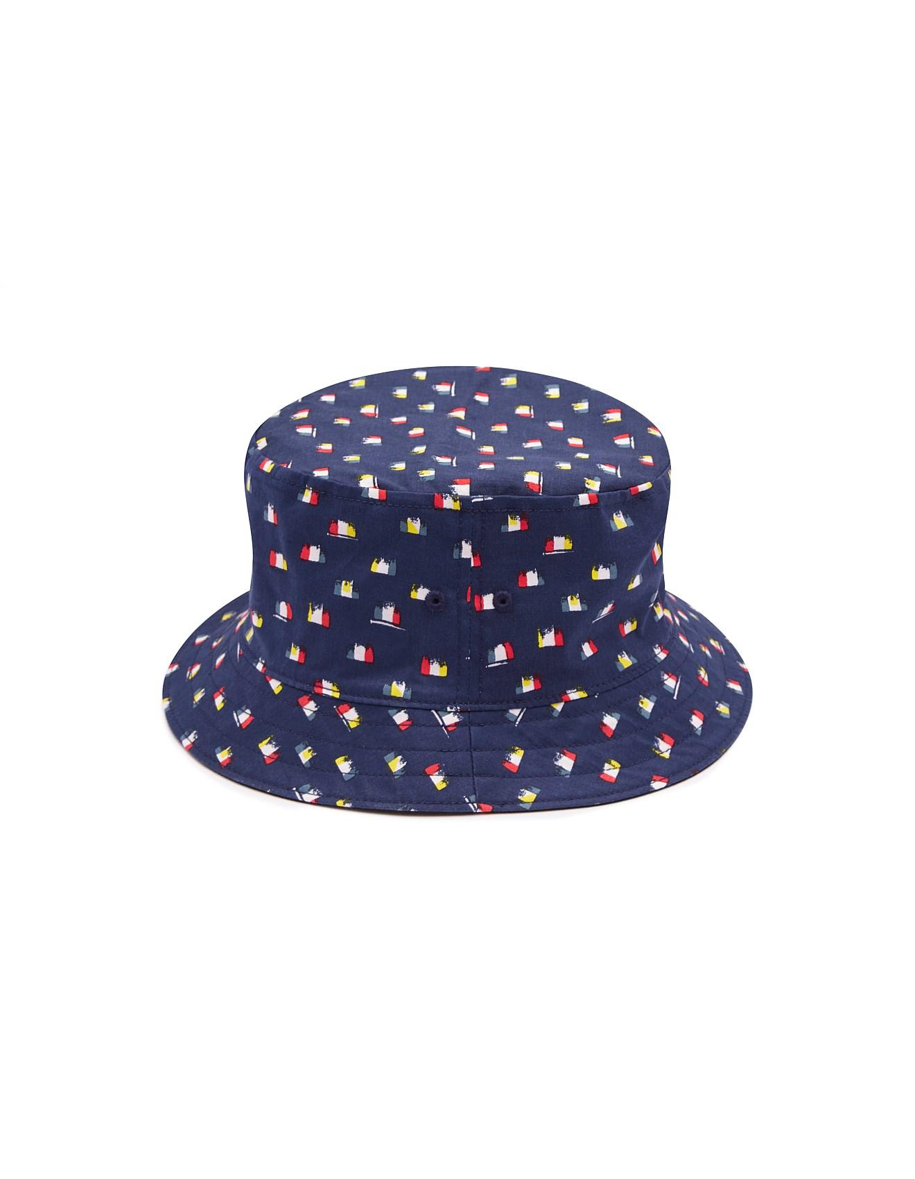 Men - FLAG BUCKET HAT 759975cbb059