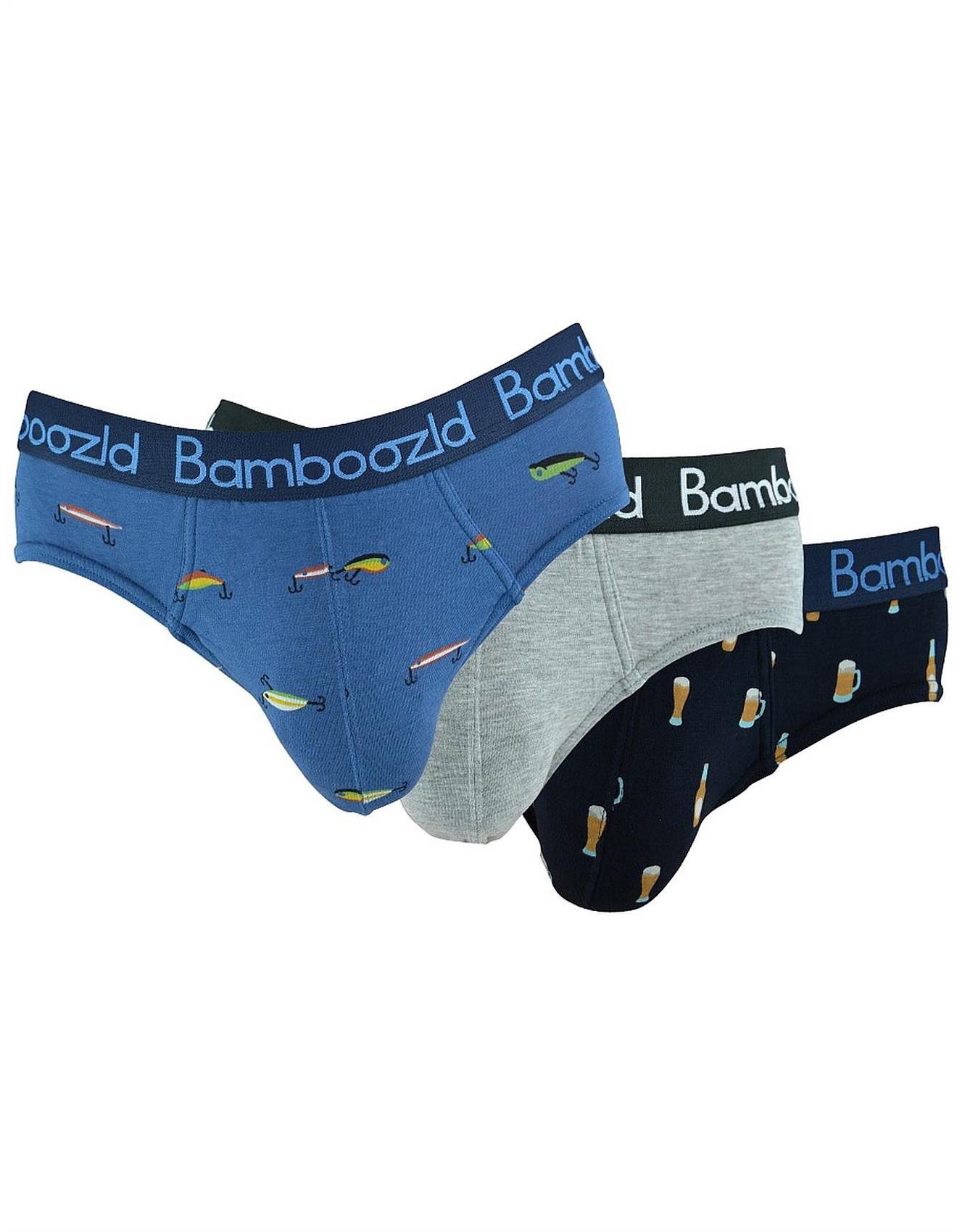 2aadf87c086bdc Men's Underwear & Socks | Buy Underwear Online | David Jones - 3PK ...