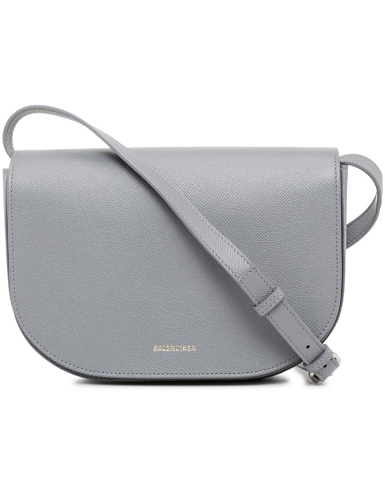 4b9fbc0ec3c Cross Body Bags   Women s Designer Bags Australia   David Jones - VILLE  SMALL SADDLE AJ DAY BAG