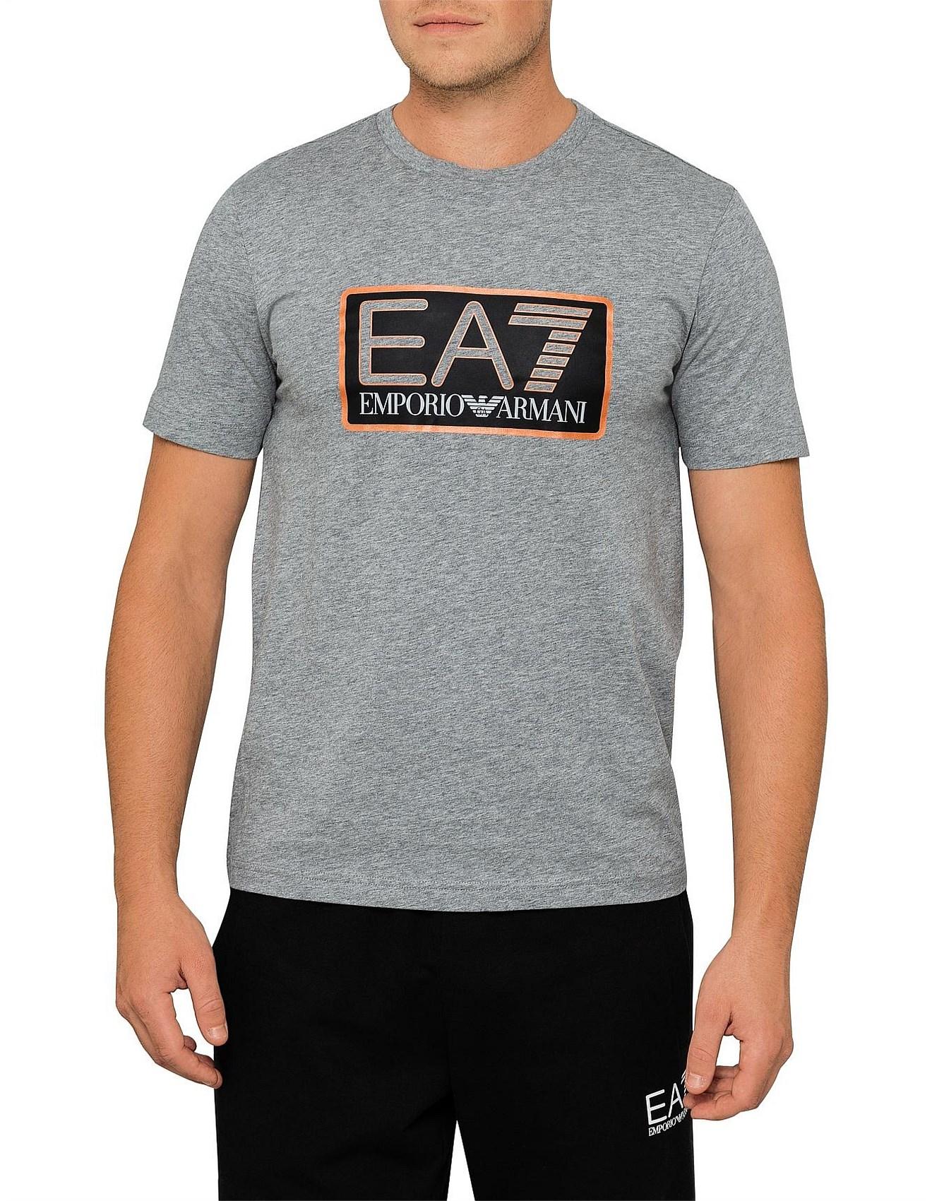 d0e01a86 T-Shirts - EA7 T-SHIRT