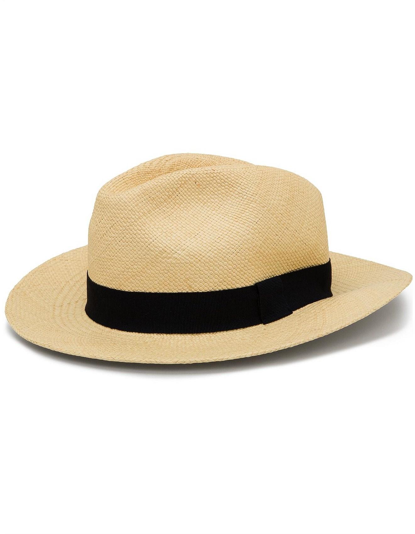 b52121e10dd52 Mens Accessories - STRAW MEN PANAMA HAT