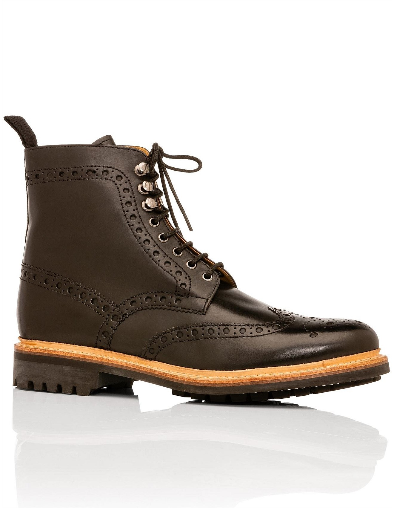 a558558886dfe Grenson   Buy Grenson Shoes & Boots Online   David Jones - FRED C BOOT