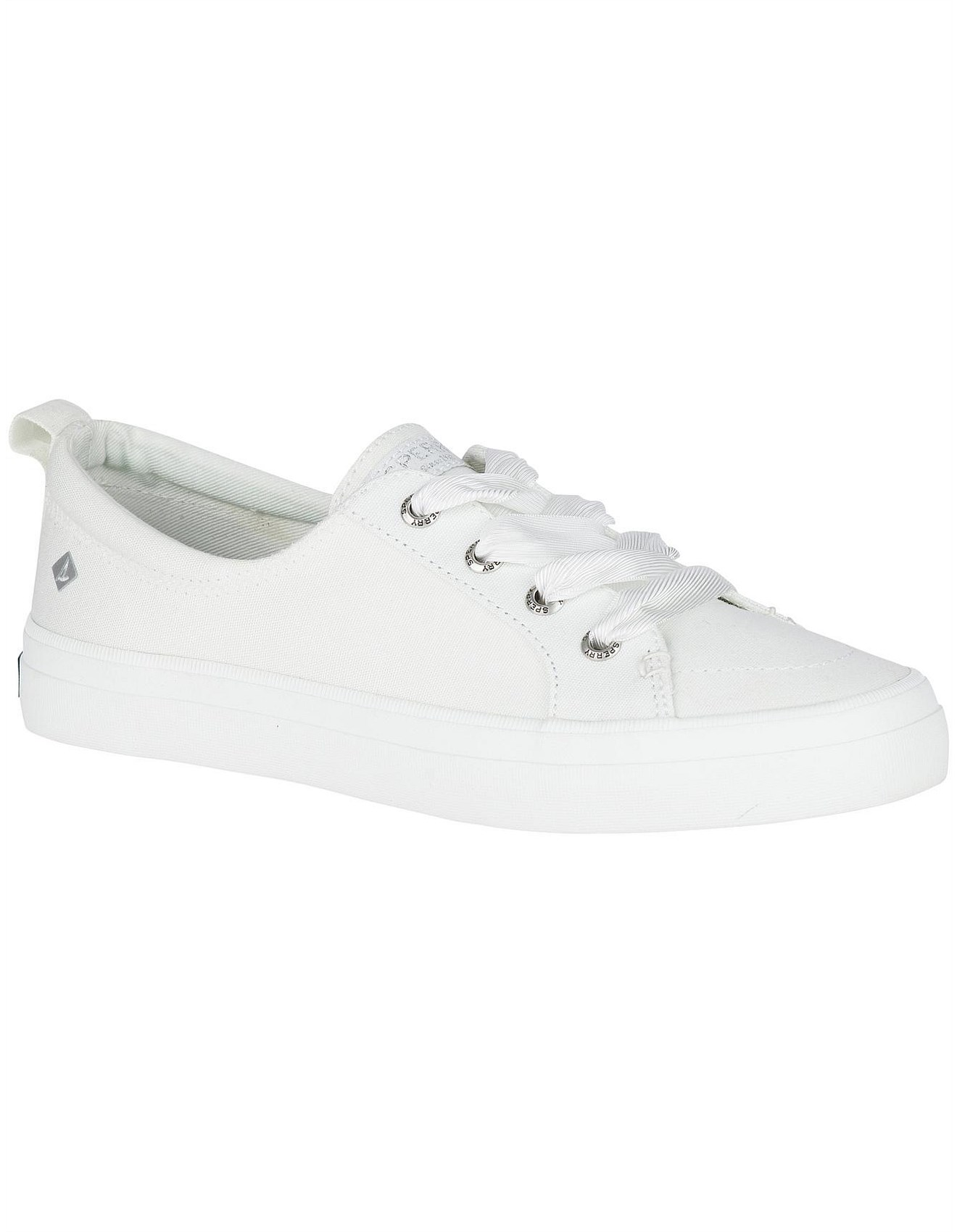 amazon top quality special for shoe Crest Vibe Satin Lace Sneaker
