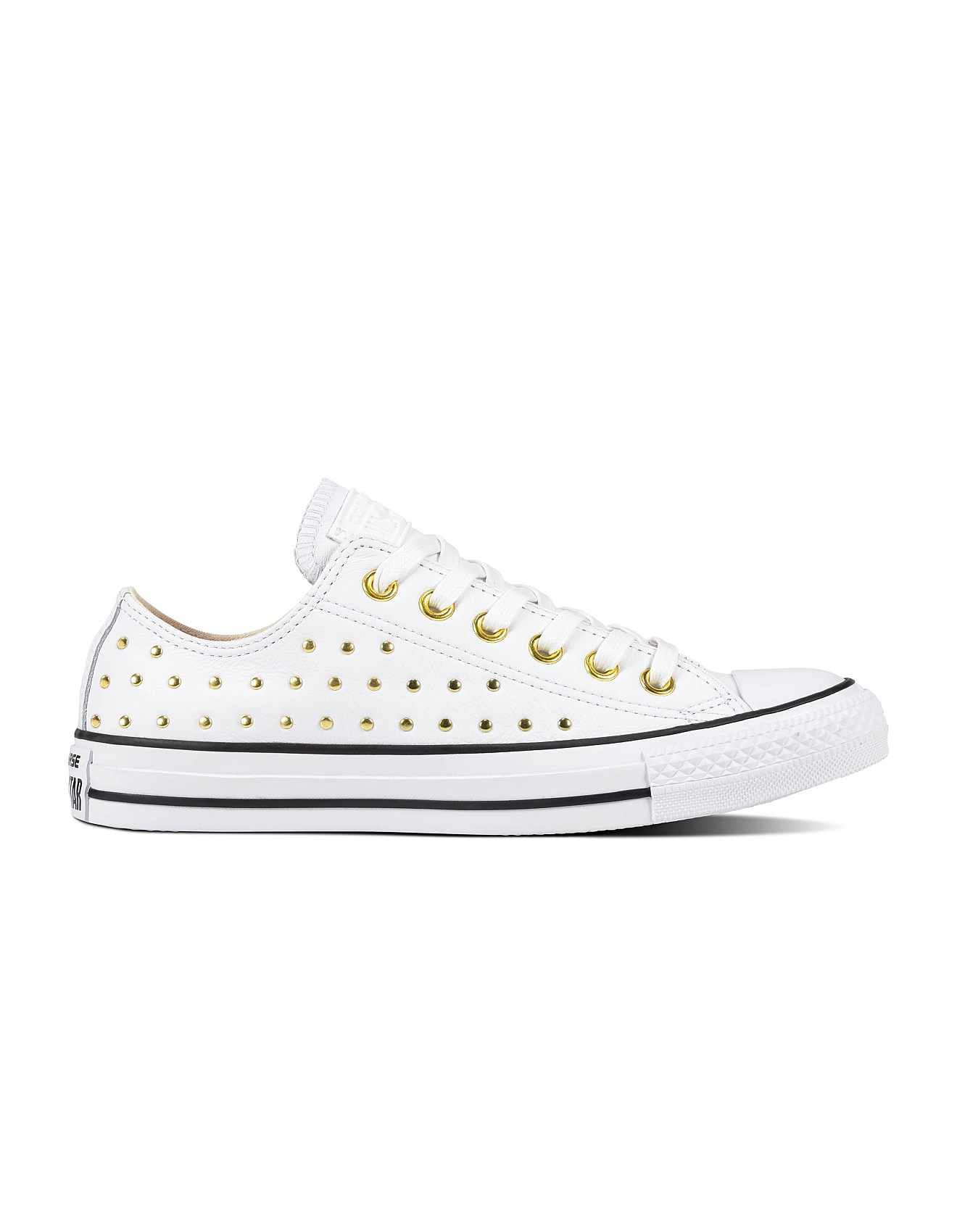 923ec828393121 Chuck Taylor All Star Leather Stud - Ox Sneaker