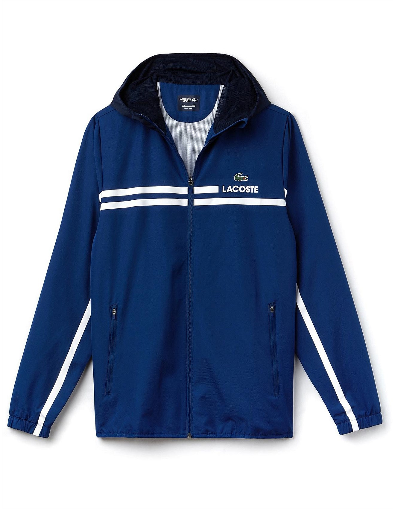 ff6108317 Retro Logo Jacket