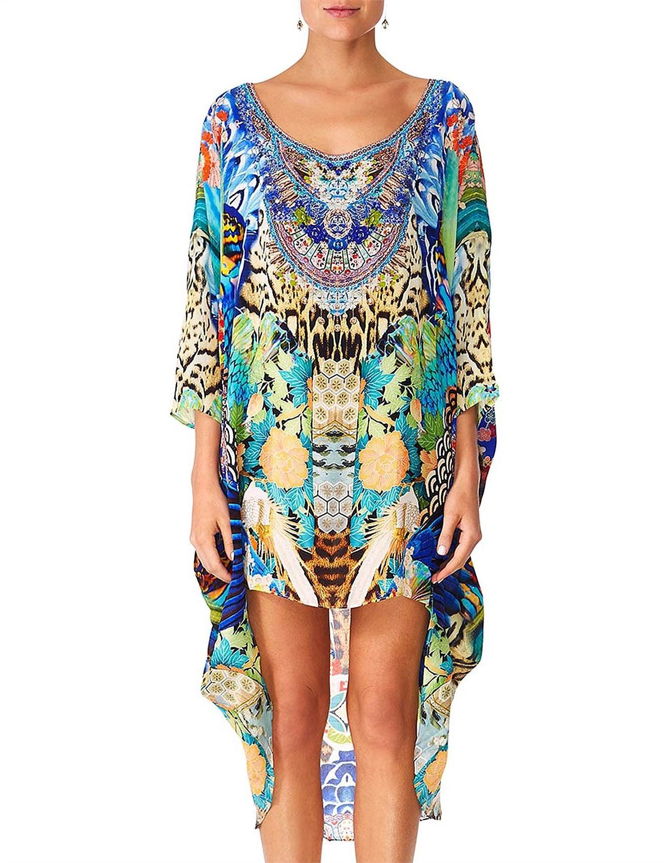 Scoop Back Dresses