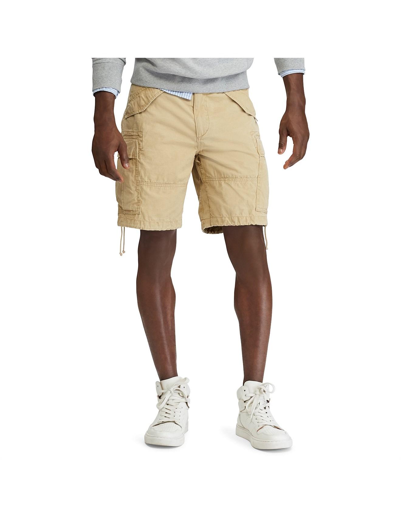 fbceed477c Mens Classic Fit Cotton Cargo Short. 1; 2; 3. Zoom. Polo Ralph Lauren