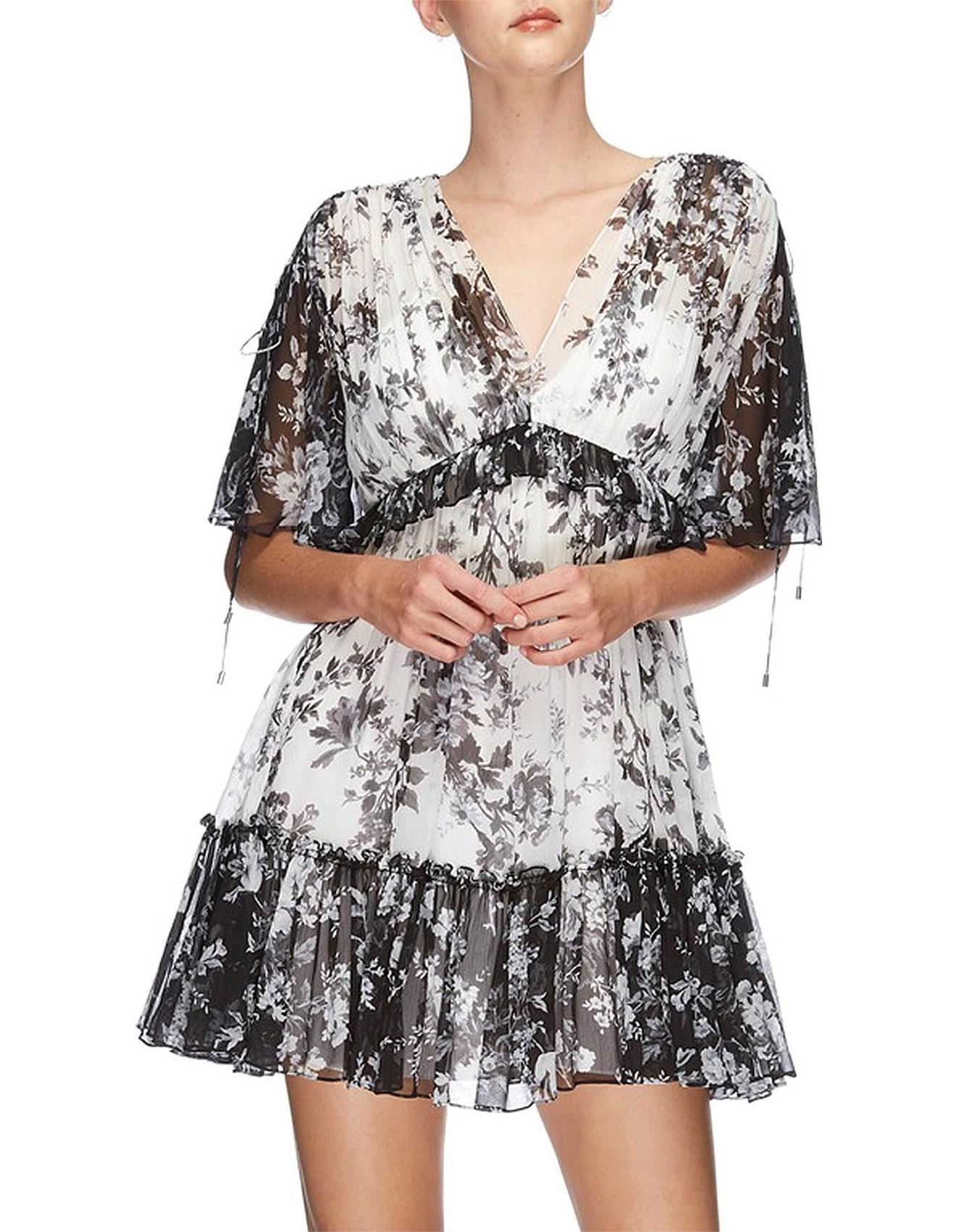 c9c6c22ec6c Midsummer Silk Mini Dress