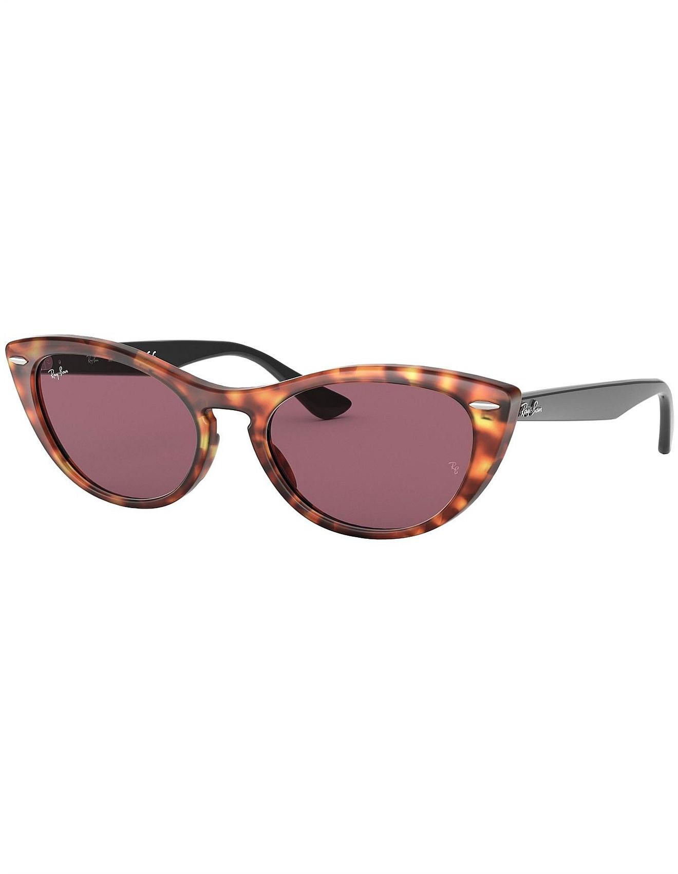 3523ef3ecec9 Cat Eye Sunglasses. 1. Zoom. Ray Ban