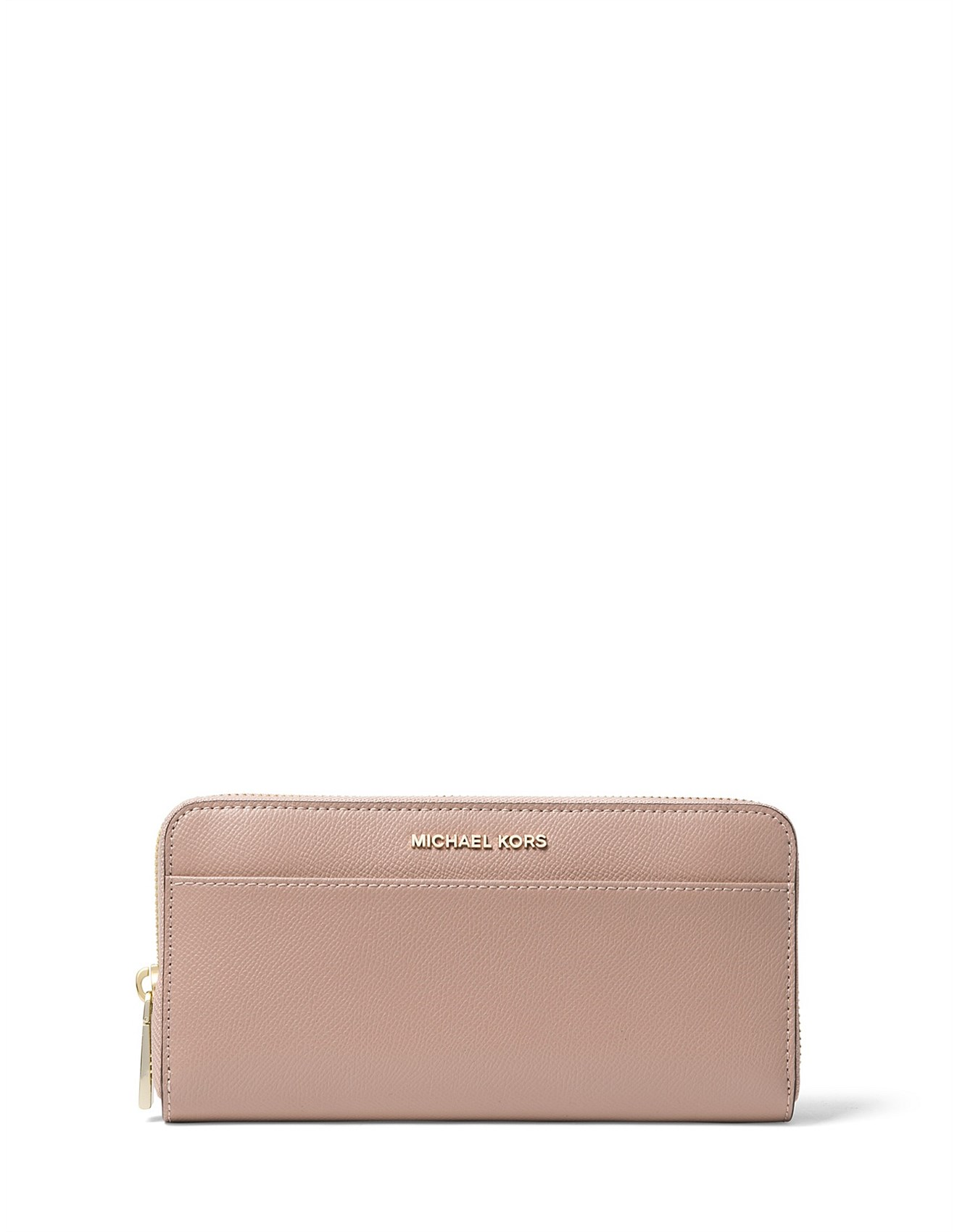 87b8575986698b Women's Small Leather Goods - Jet Set Saffiano Leather Continental Wallet