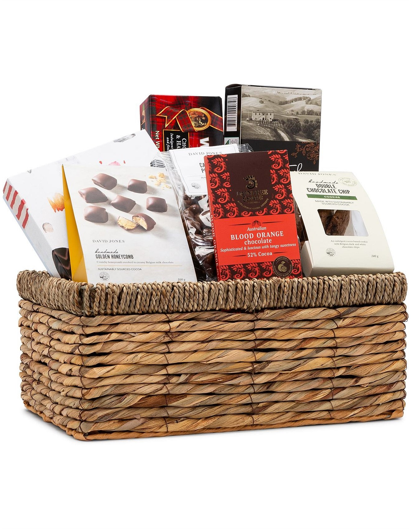 exclusive gifts chocolate lovers hamper